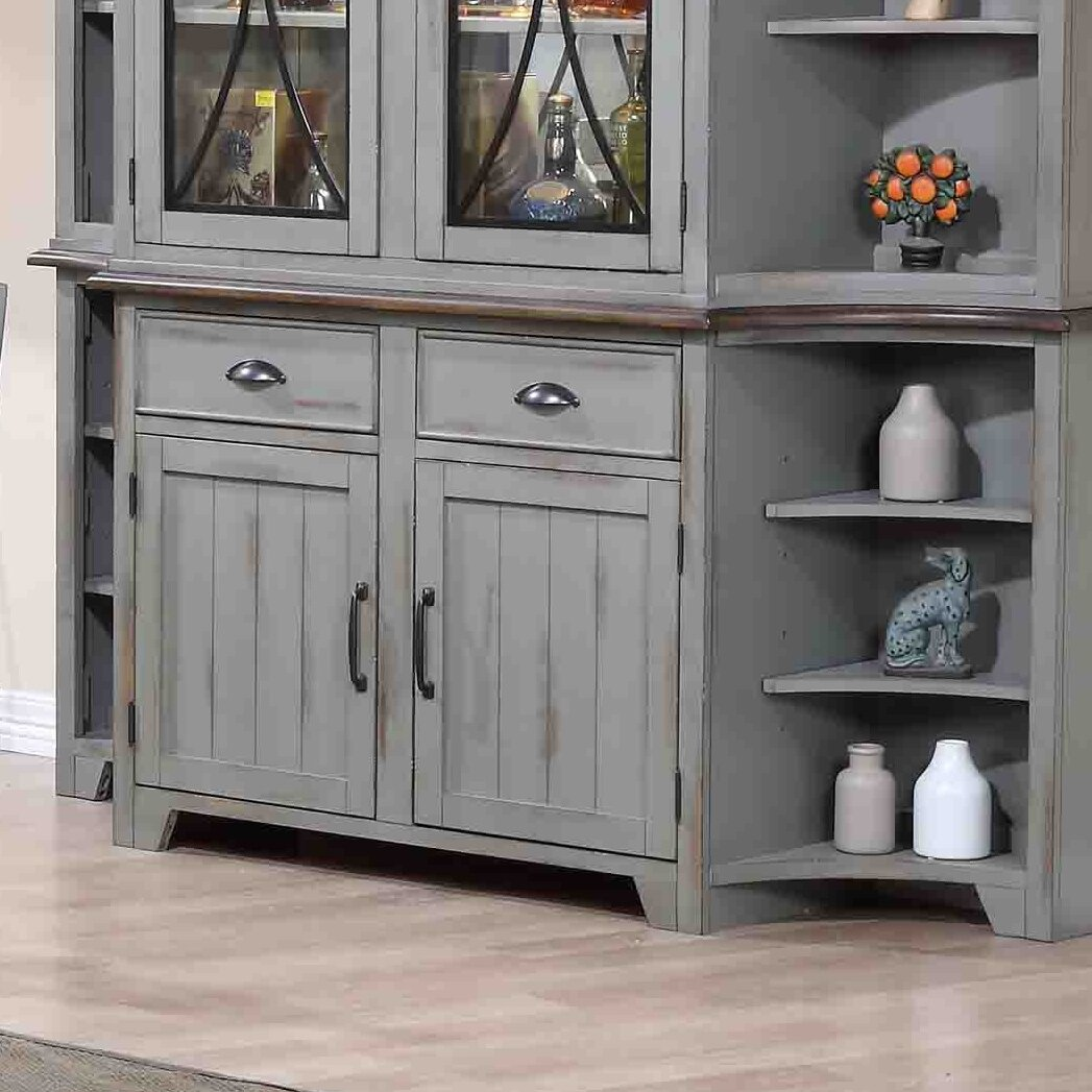 Chippendale China Cabinet August Grove Apollinaire China Cabinet Reviews Wayfair