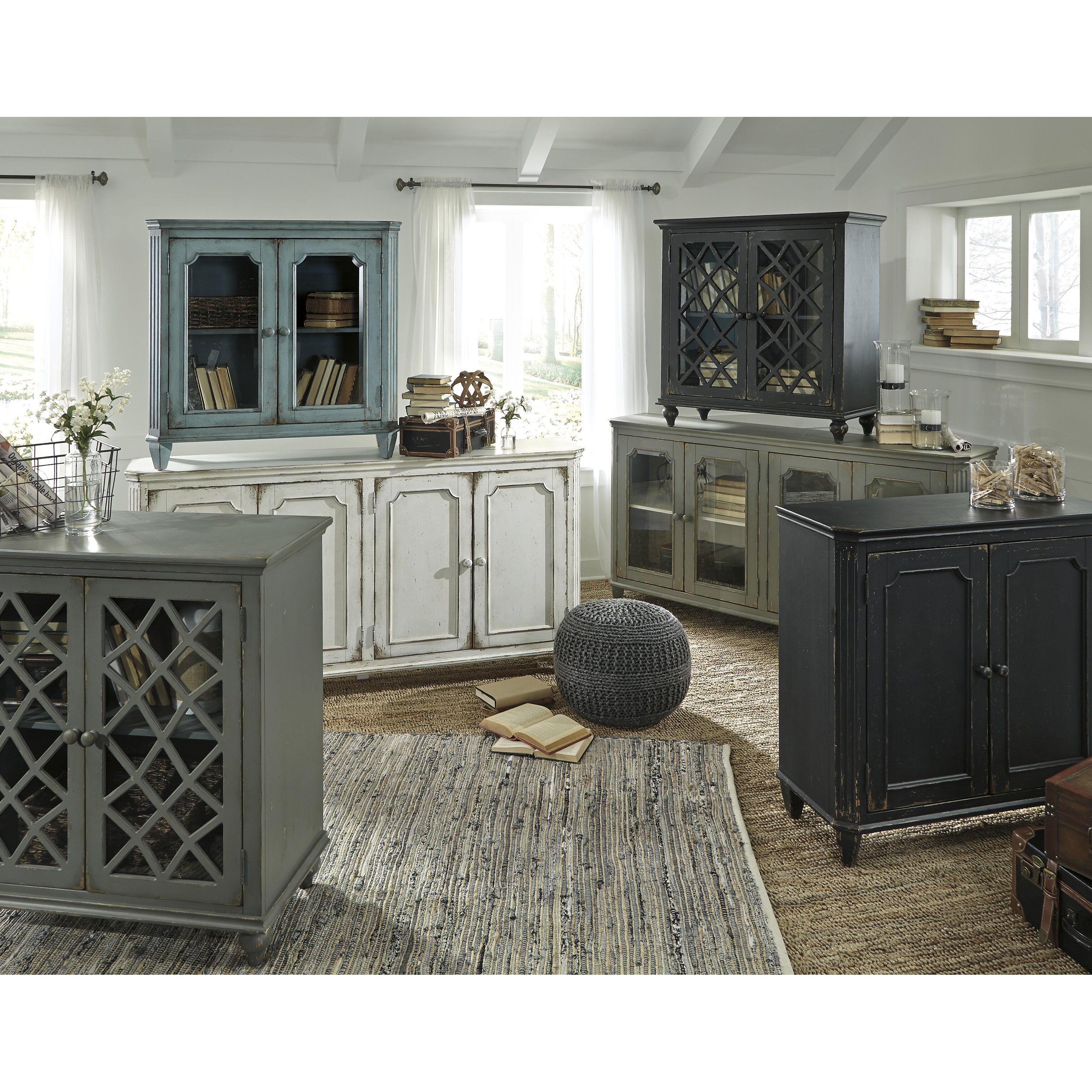 Living Room Chests Cabinets One Allium Way Adainville Accent Cabinet Reviews Wayfair