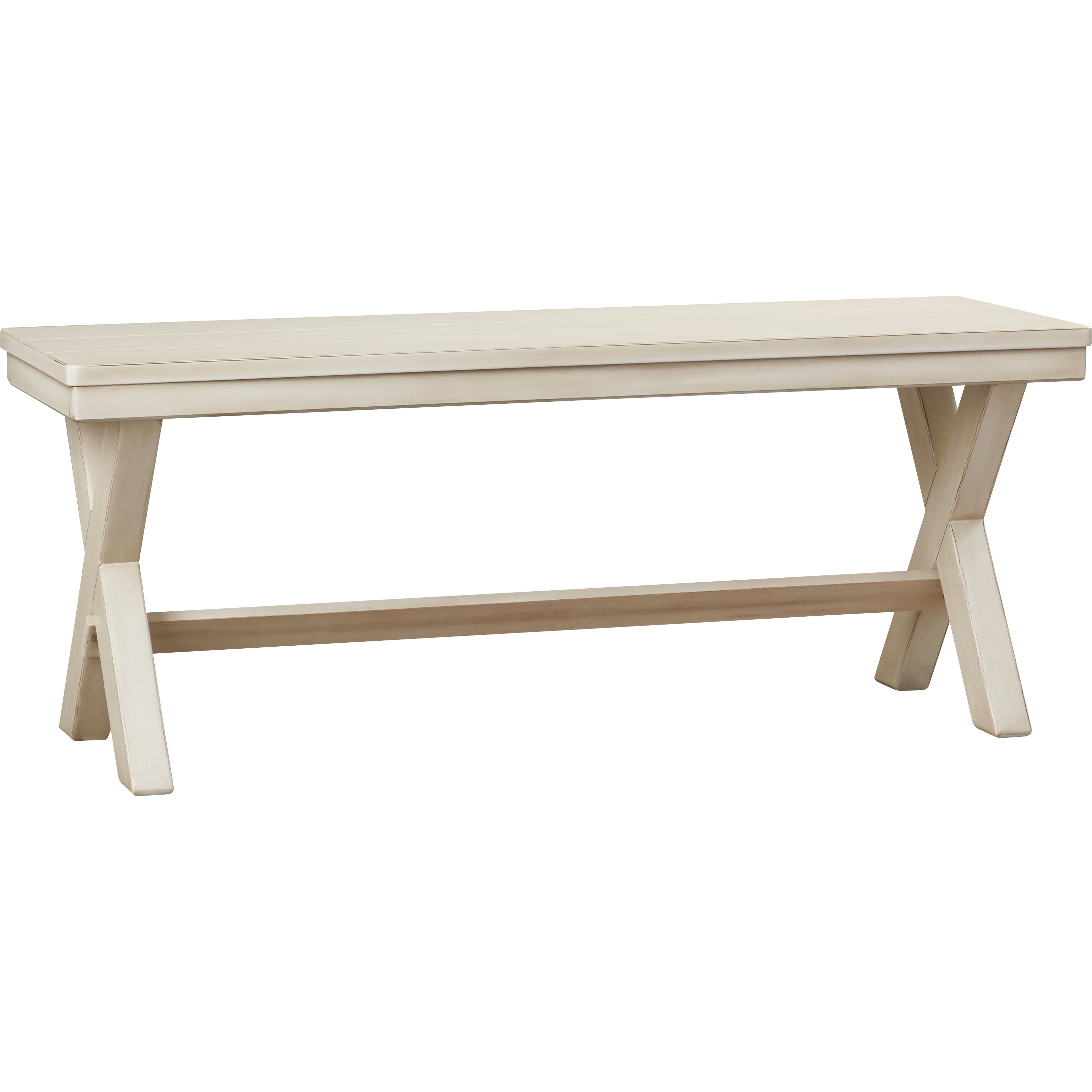 Beachcrest Home Ivanhoe Upholstered Kitchen Bench Wayfair