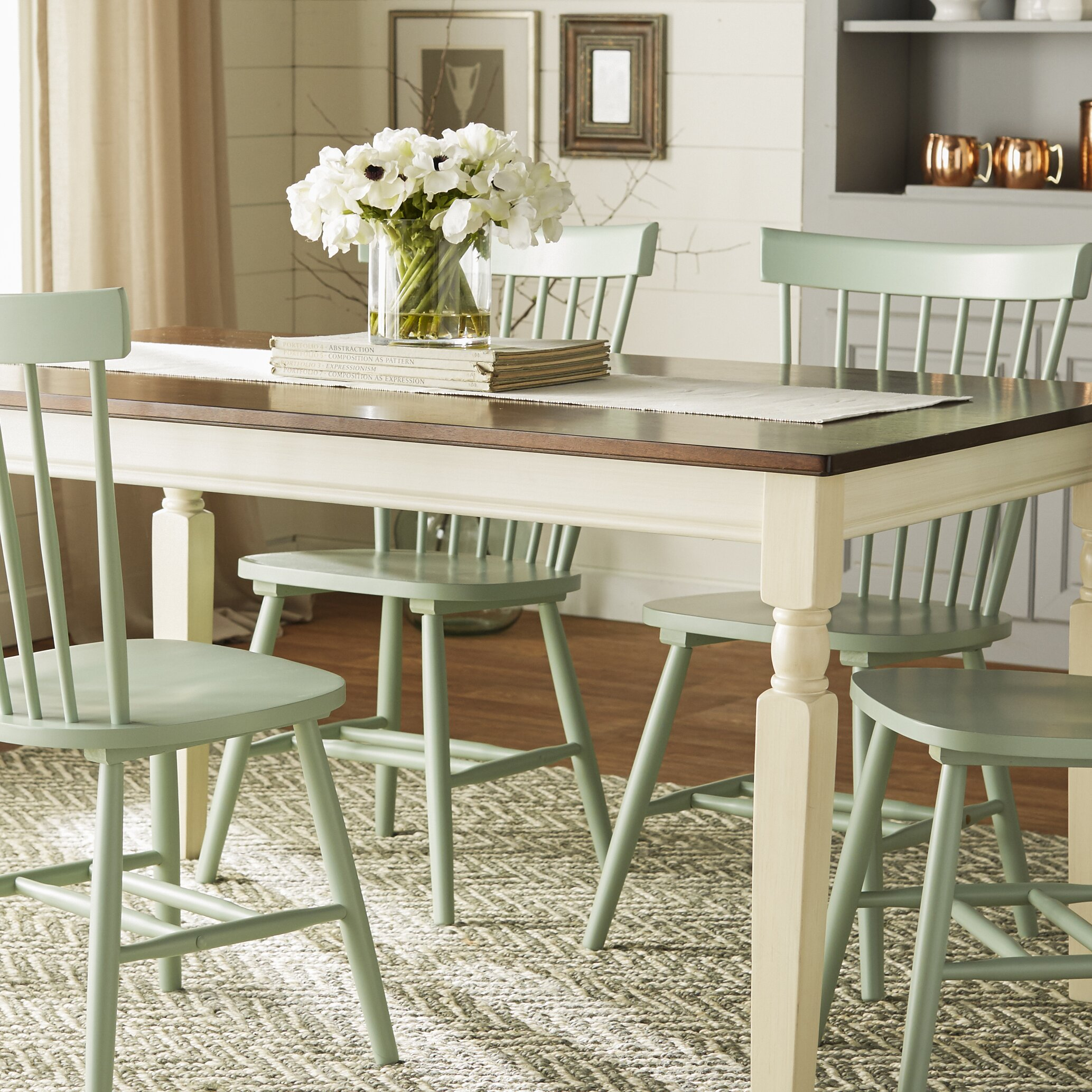 Beachcrest Home Magellan Dining Table Reviews