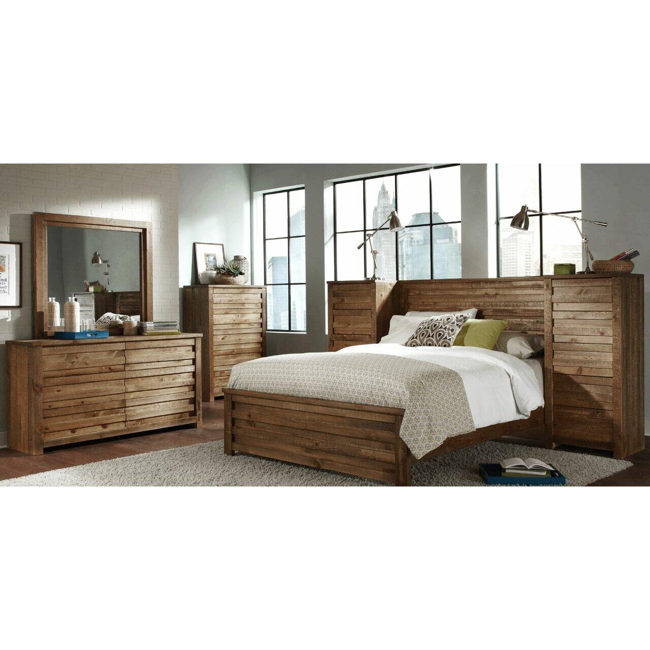 platform bedroom sets you'll love | wayfair