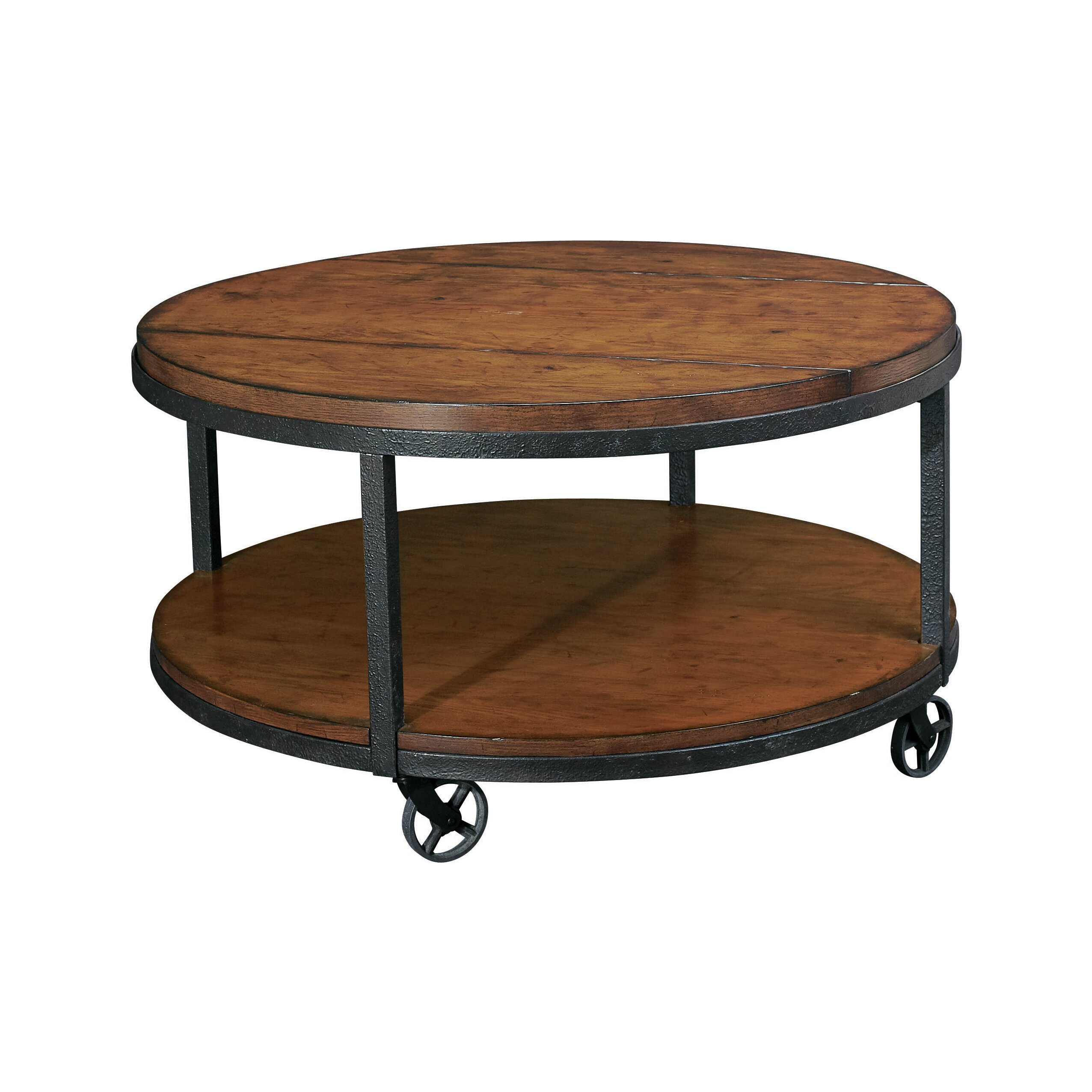 Average Height For Coffee Table Round Coffee Tables Youll Love Wayfair