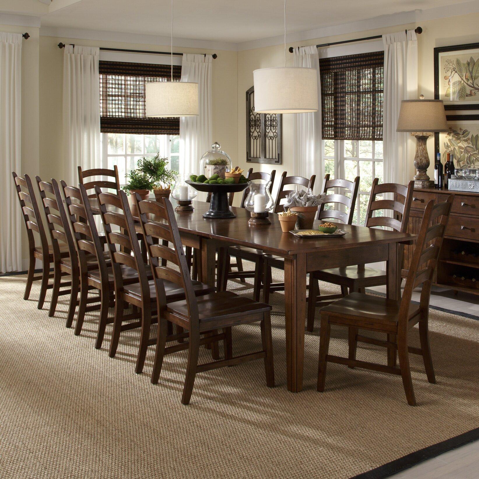 America Furniture 11 Piece Dining Room Set Dact Us