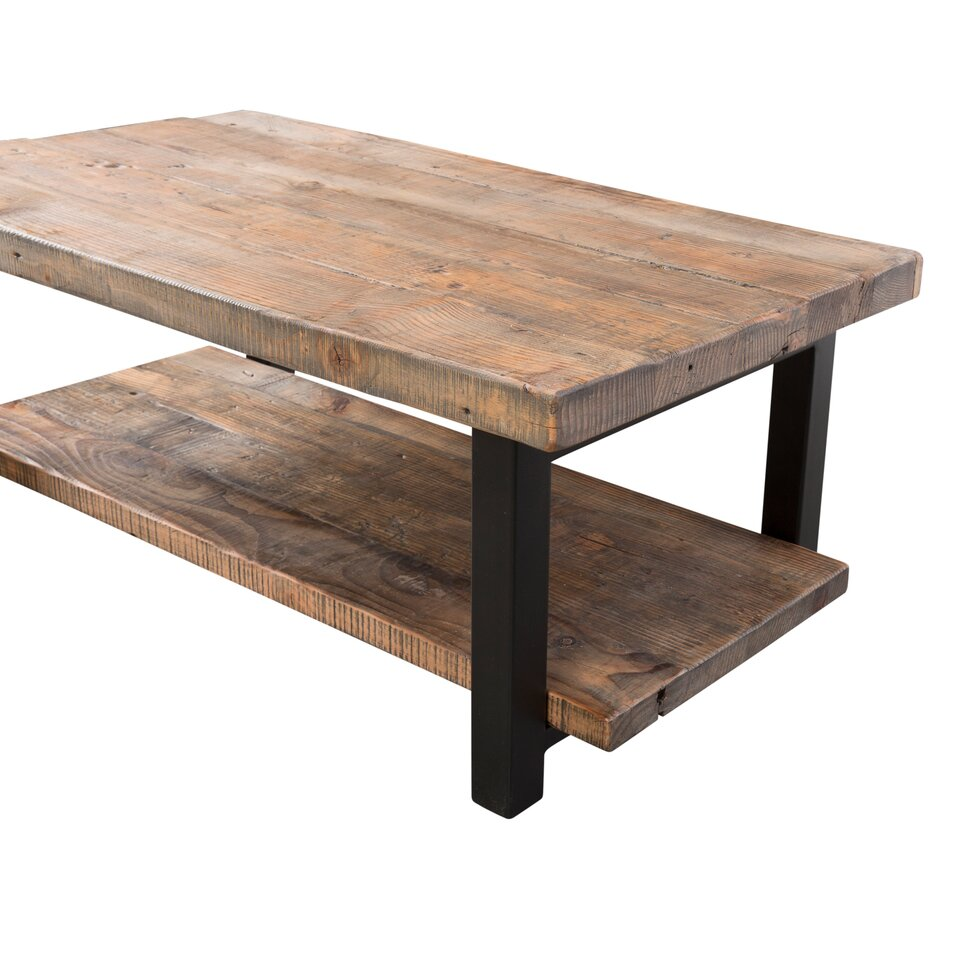 Average Height For Coffee Table