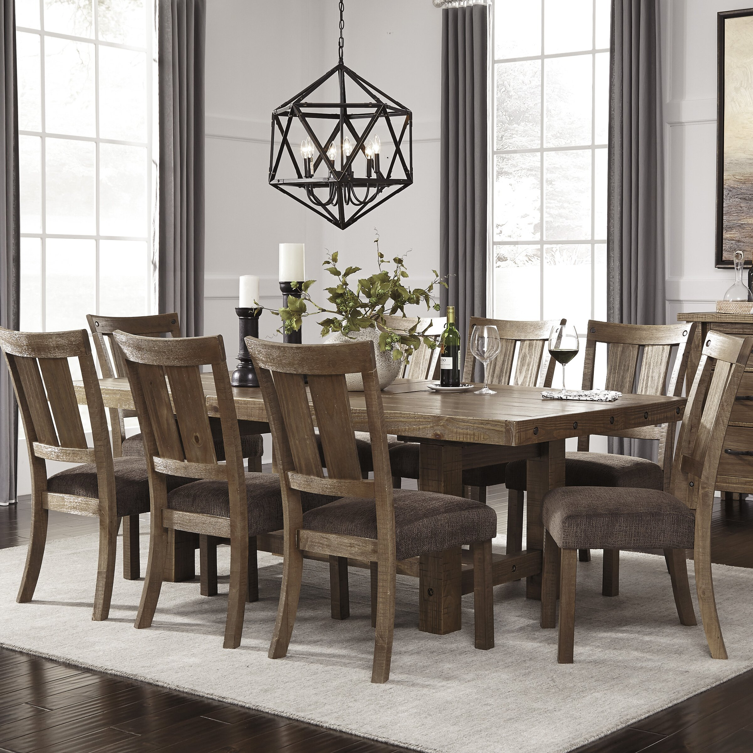 Solid Wood Bedroom Furniture Made In Usa Made In The Usa Kitchen Dining Room Sets Youll Love Wayfair
