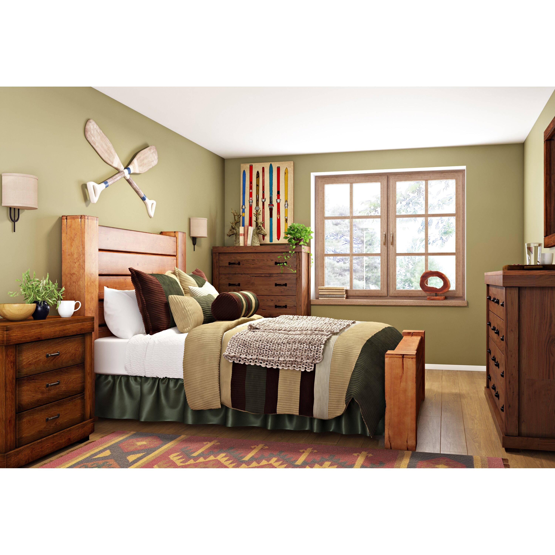 Palm Court Bedroom Furniture Brown Bedroom Sets Youll Love Wayfair