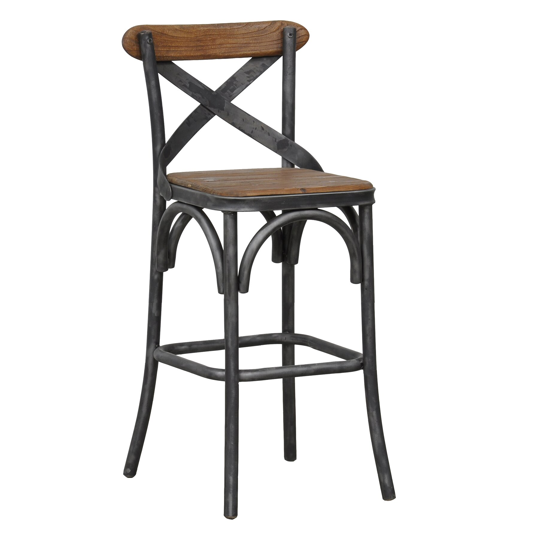 "Trent Austin Design Clearsky 24"" Bar Stool & Reviews 