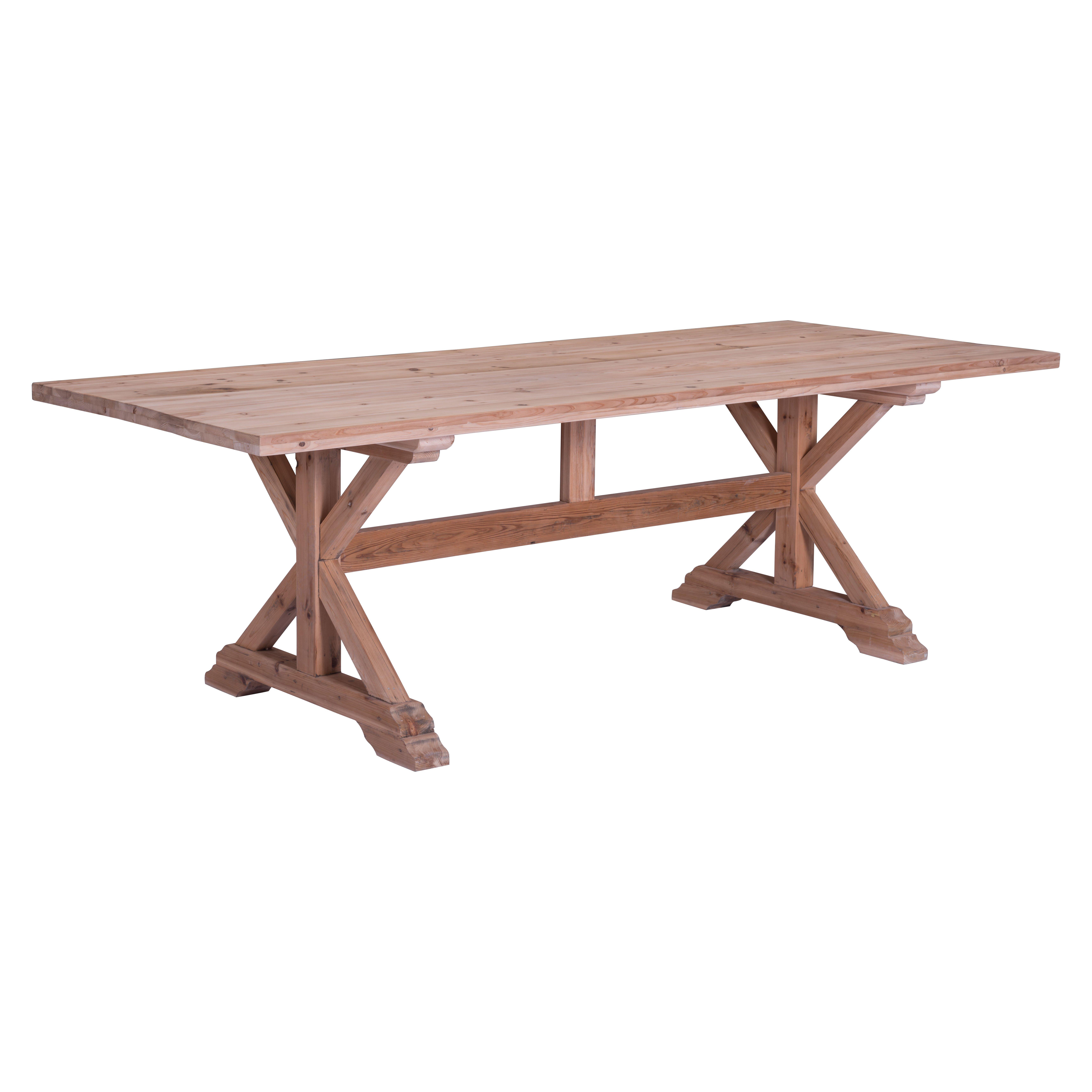 trent austin design ermenek dining table wayfair