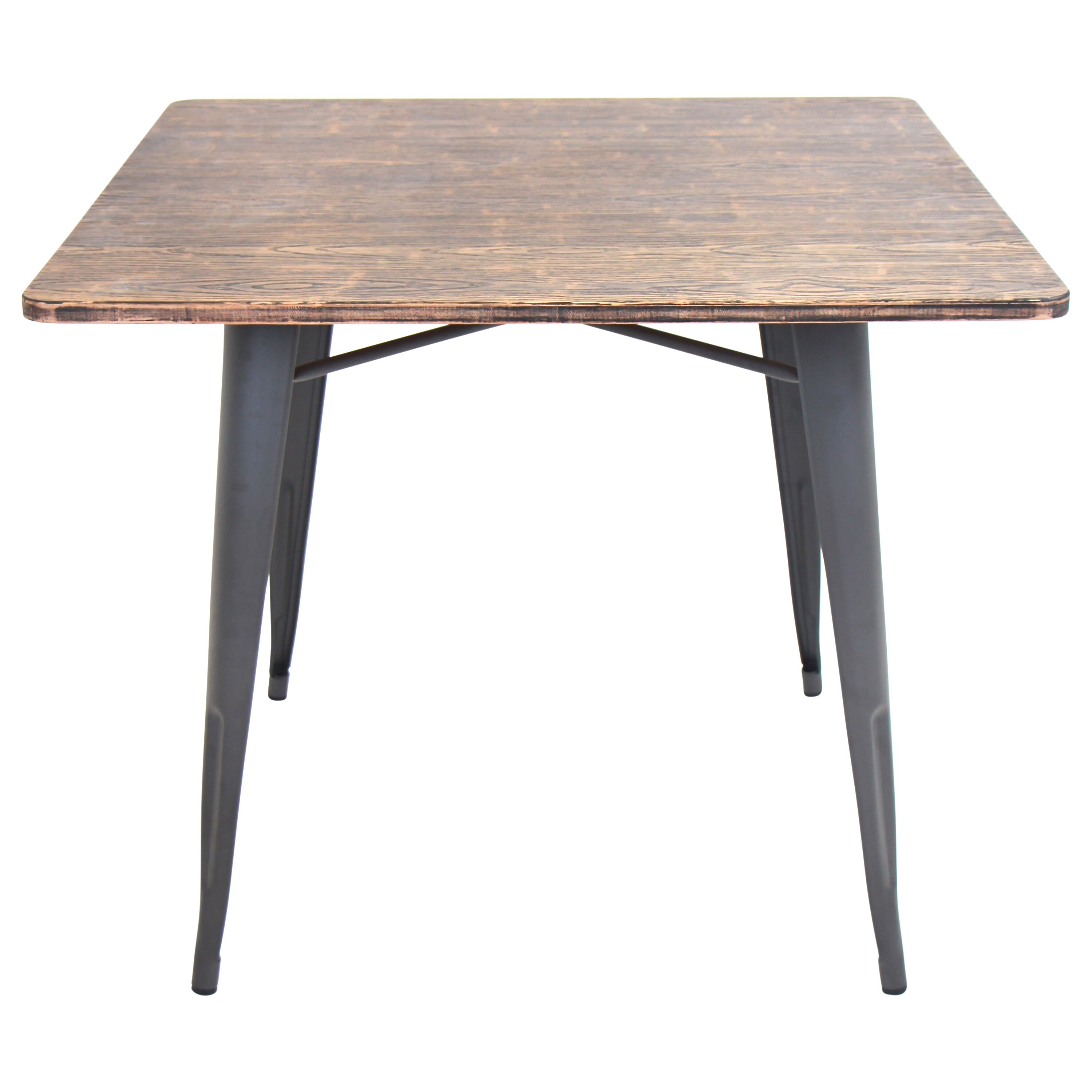 Kitchen Table With Leaf Insert Square Kitchen Dining Tables Youll Love Wayfair