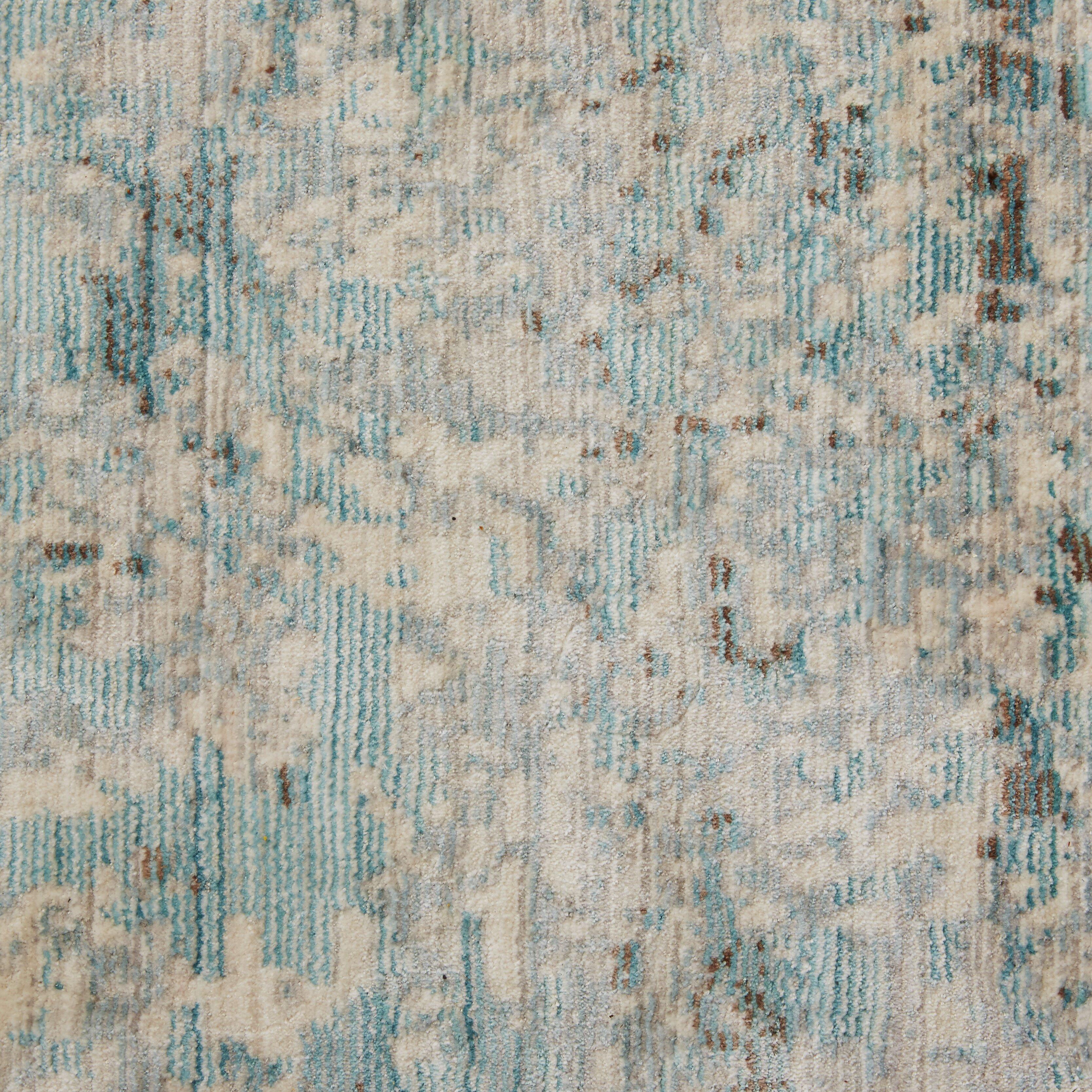 Trent Austin Designu0026reg; Celeta Teal Area Rug
