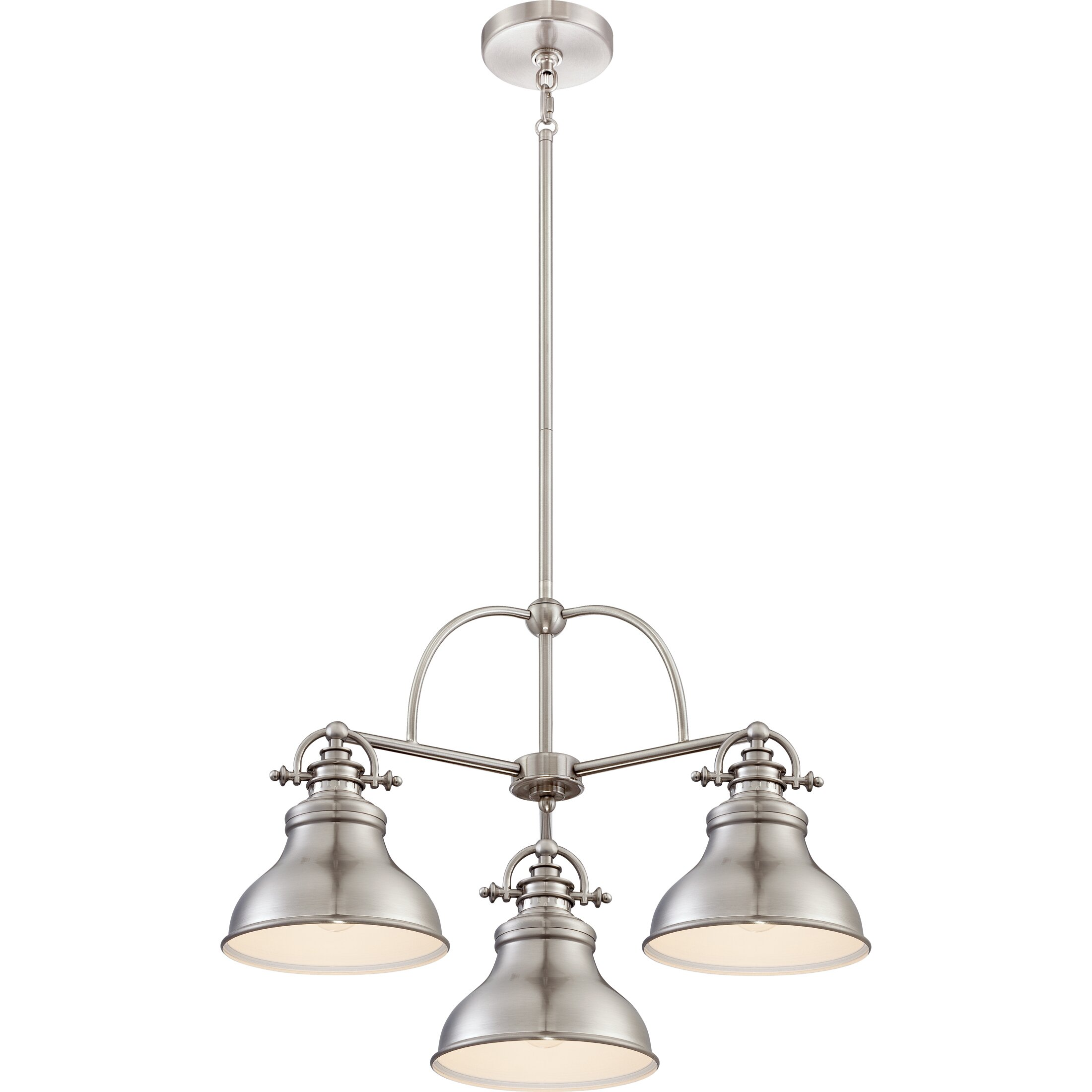 3 Light Kitchen Island Pendant Trent Austin Design Cetona 3 Light Kitchen Island Pendant