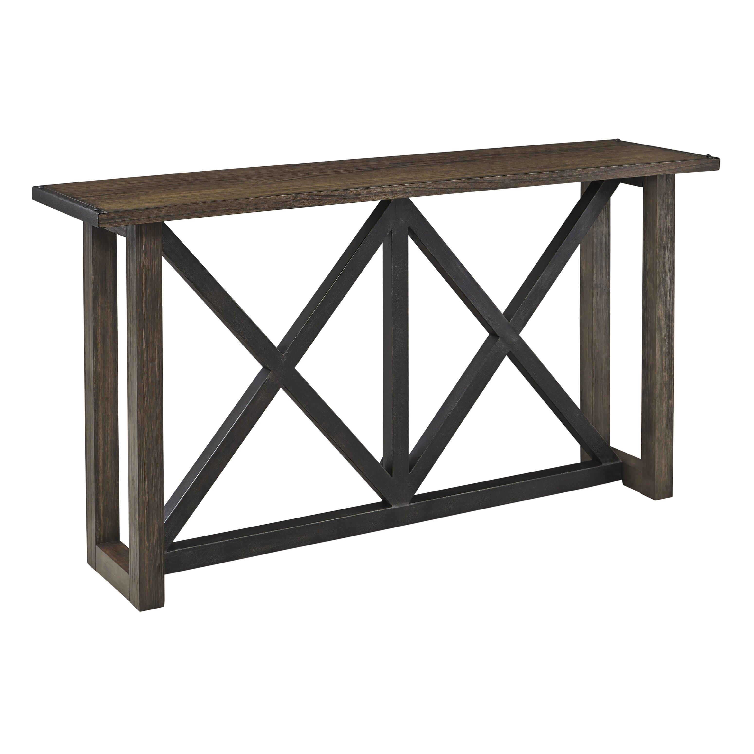 Outdoor Sofa Table Ideas