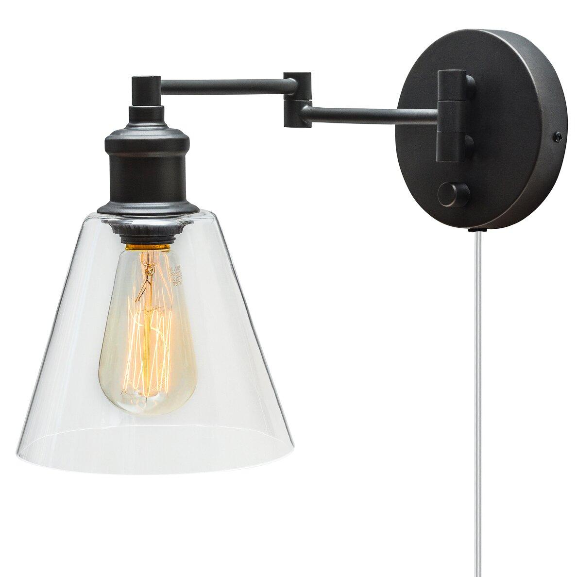 Trent Austin Design Aidan 1 Light Swing Arm Amp Reviews