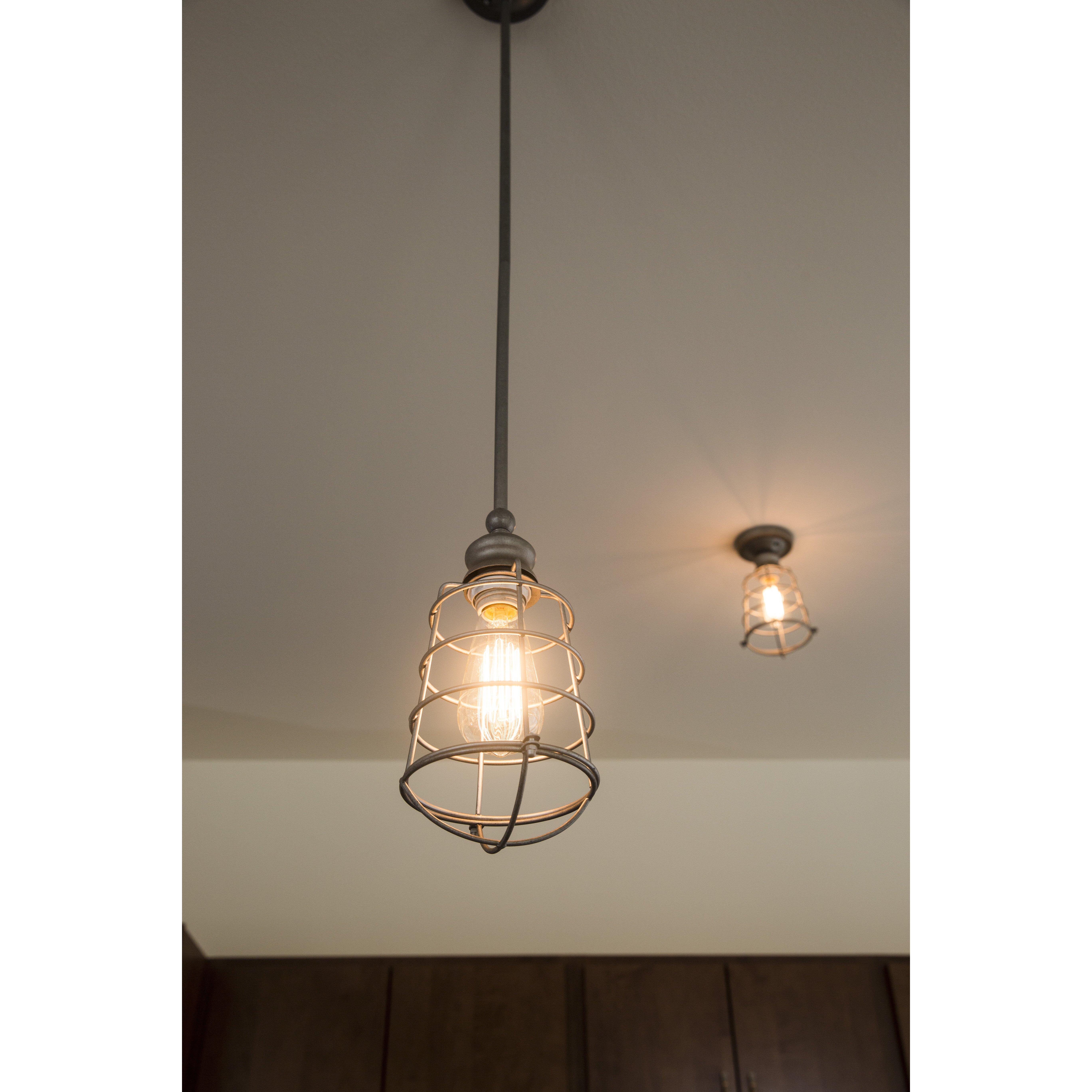 Trent Austin Design Leda 1-Light Mini Pendant & Reviews