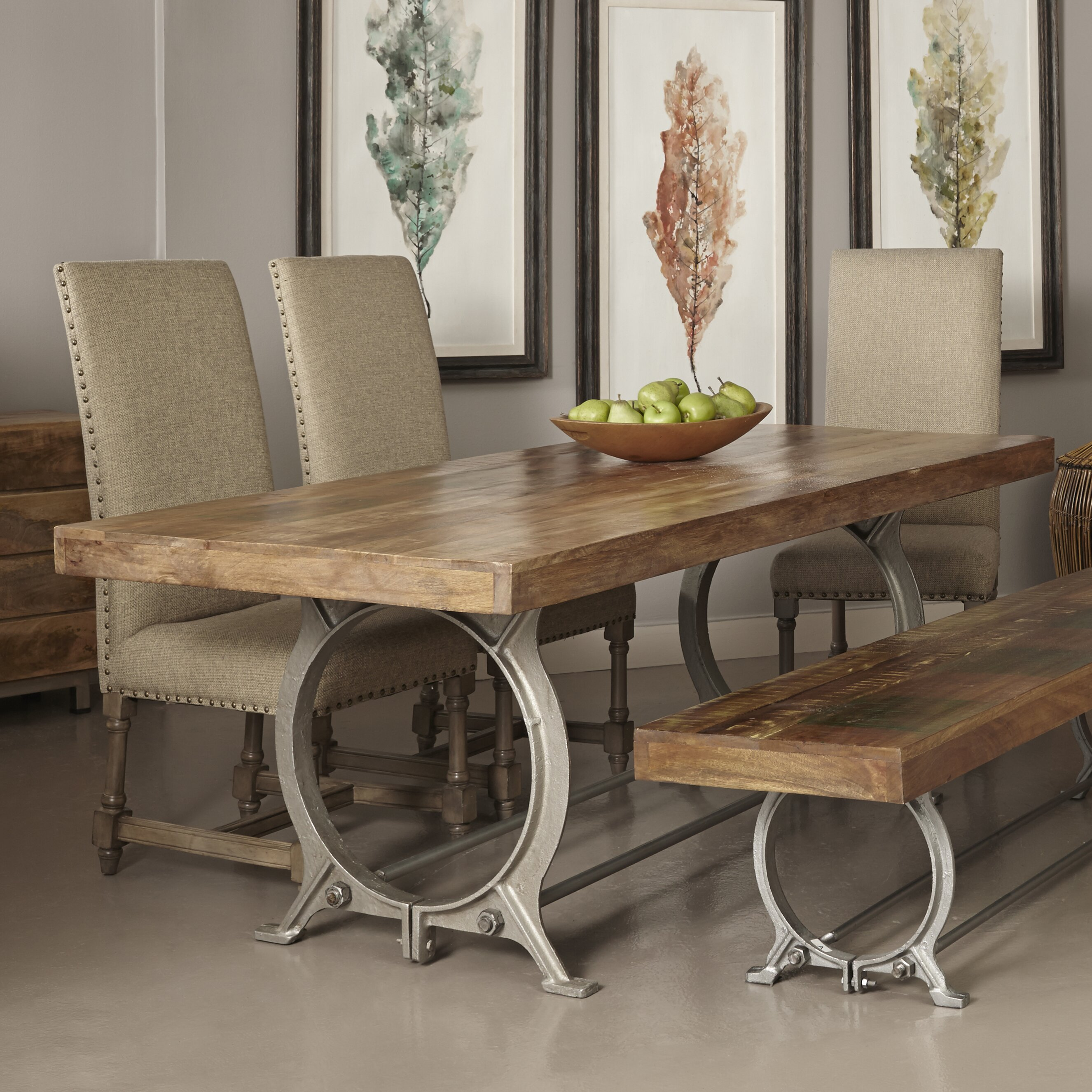 trent austin design caroll dining table