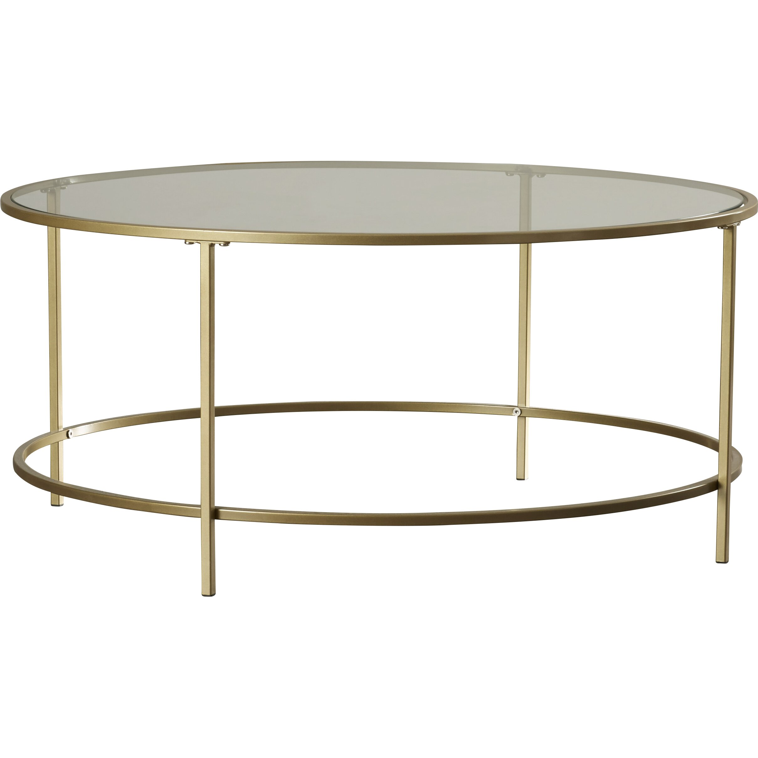 Hamptons French Coffee Table: House Of Hampton Alsager Coffee Table & Reviews