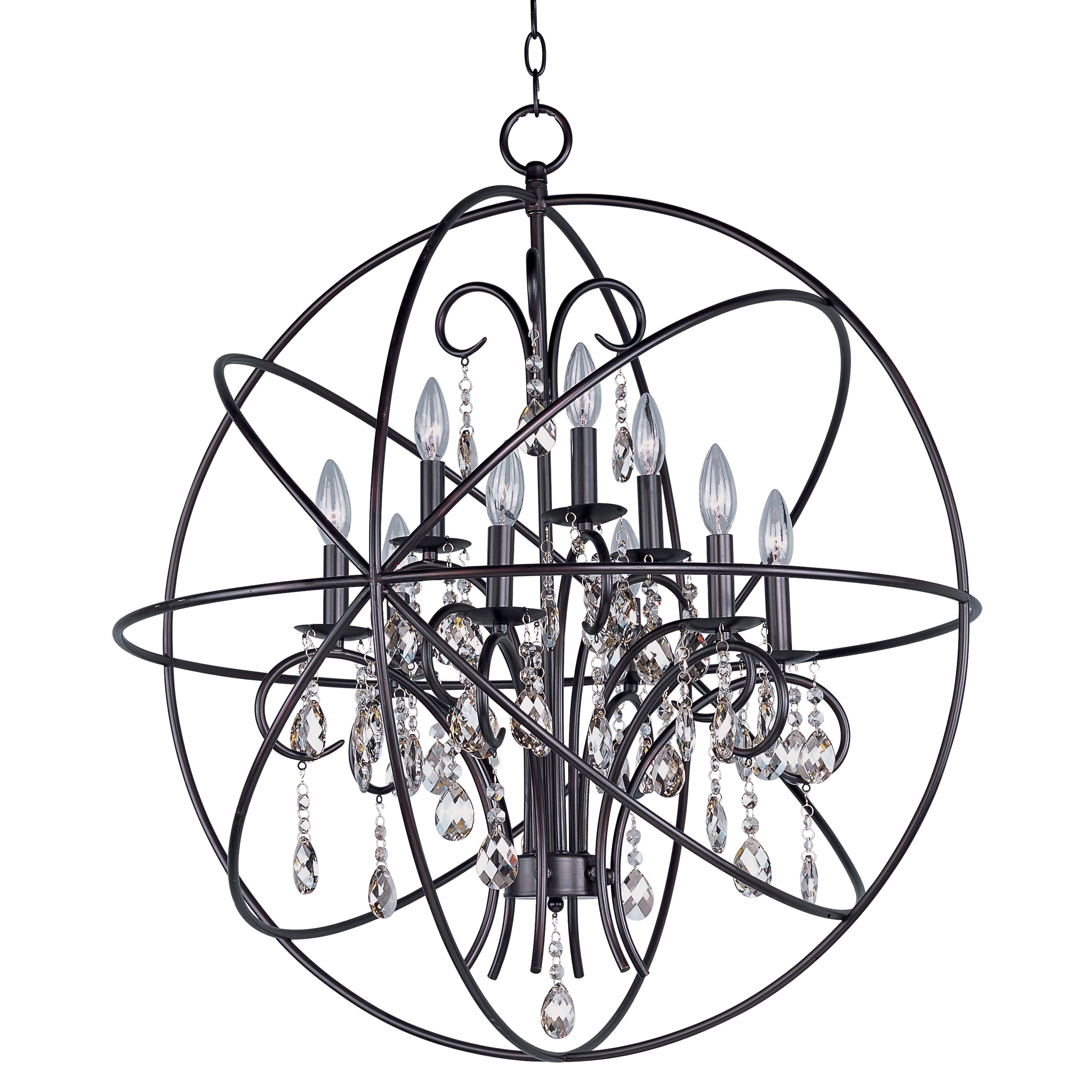 House Of Hampton Shadwell 9 Light Candle Style Chandelier