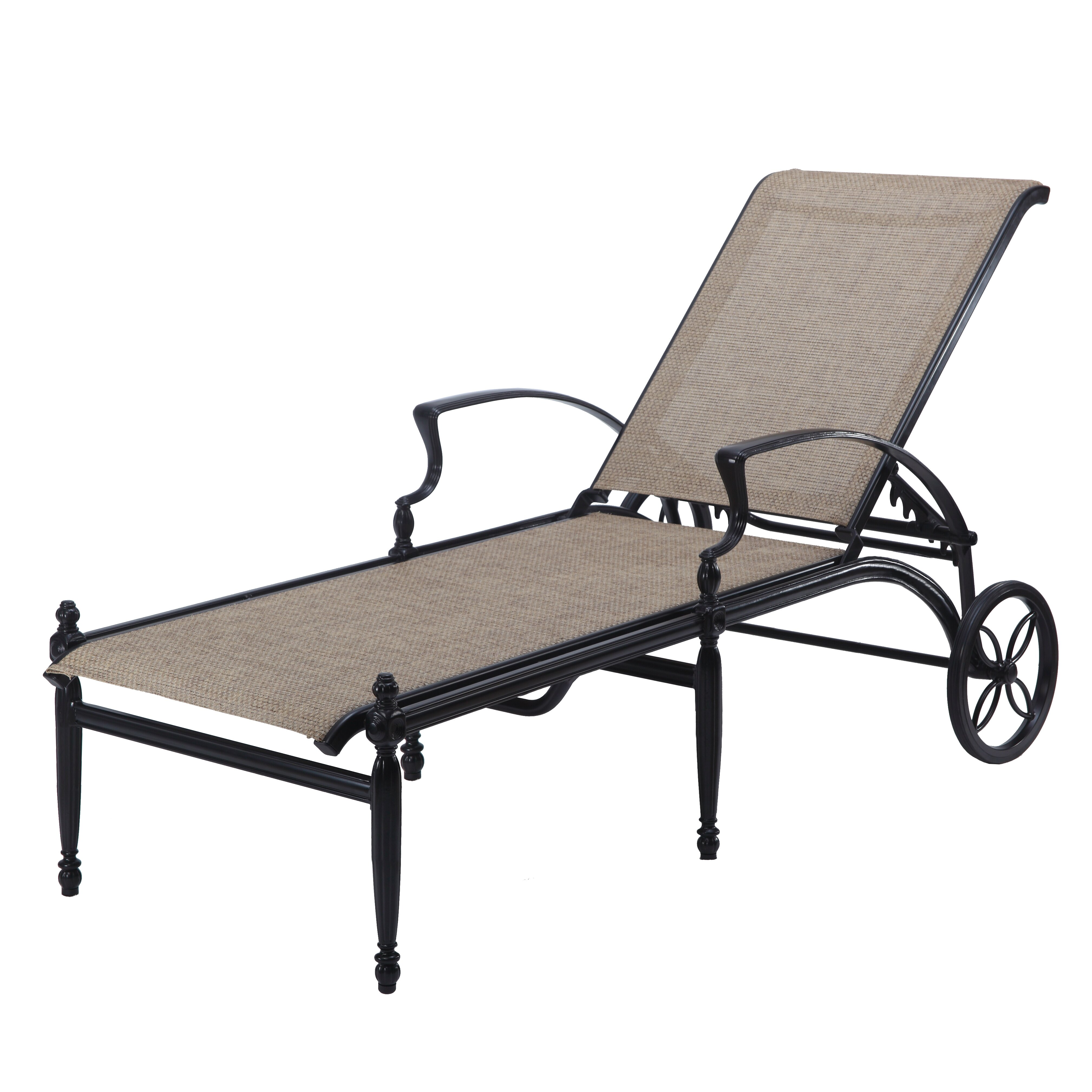 ... Gensun Casual Living Bel Air Chaise Lounge ...