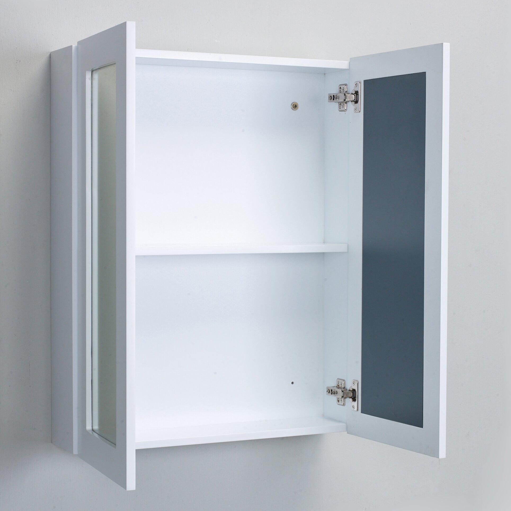 Eviva Tux 24 X 30 Surface Mount Medicine Cabinet