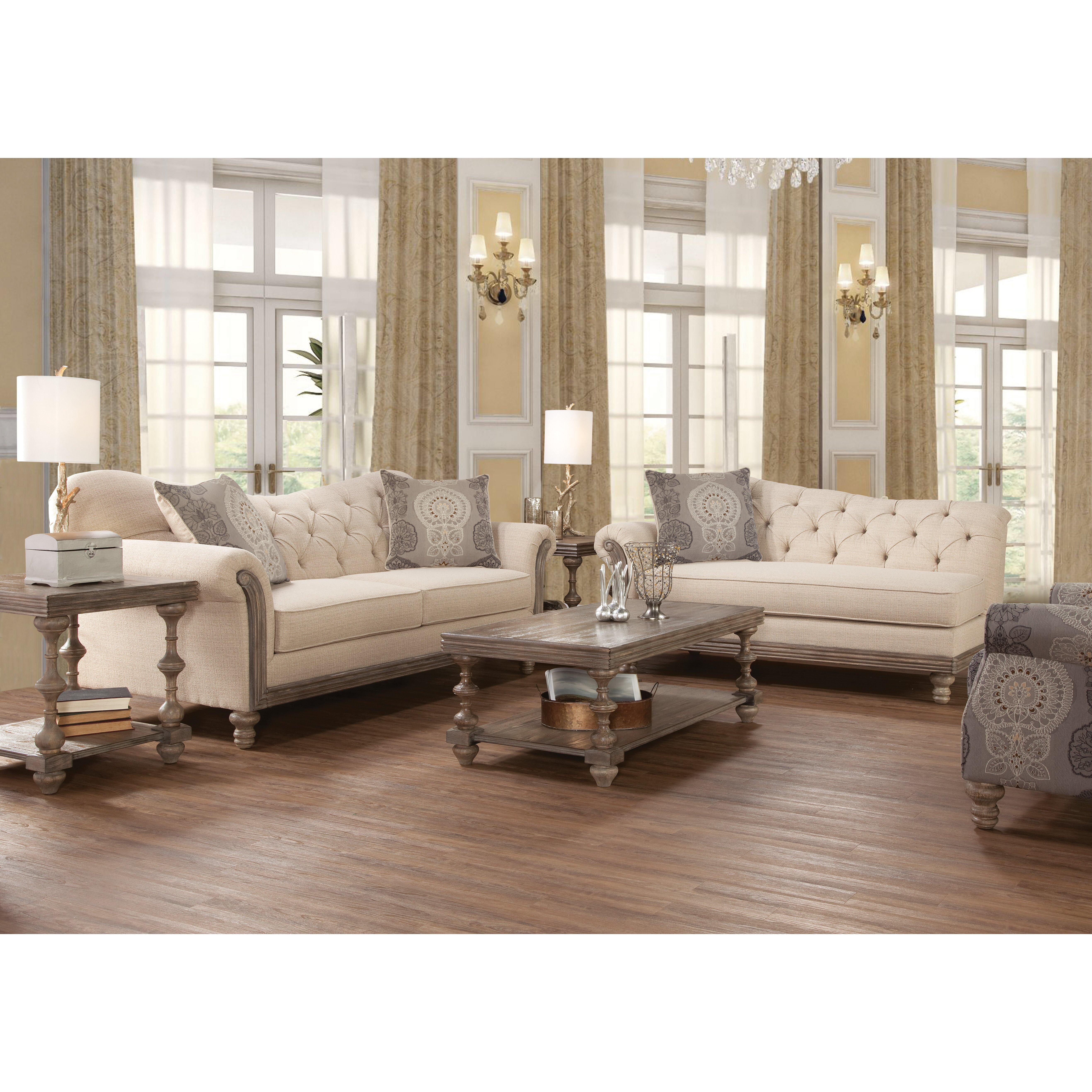 Bungalow rose serta upholstery roosa sofa