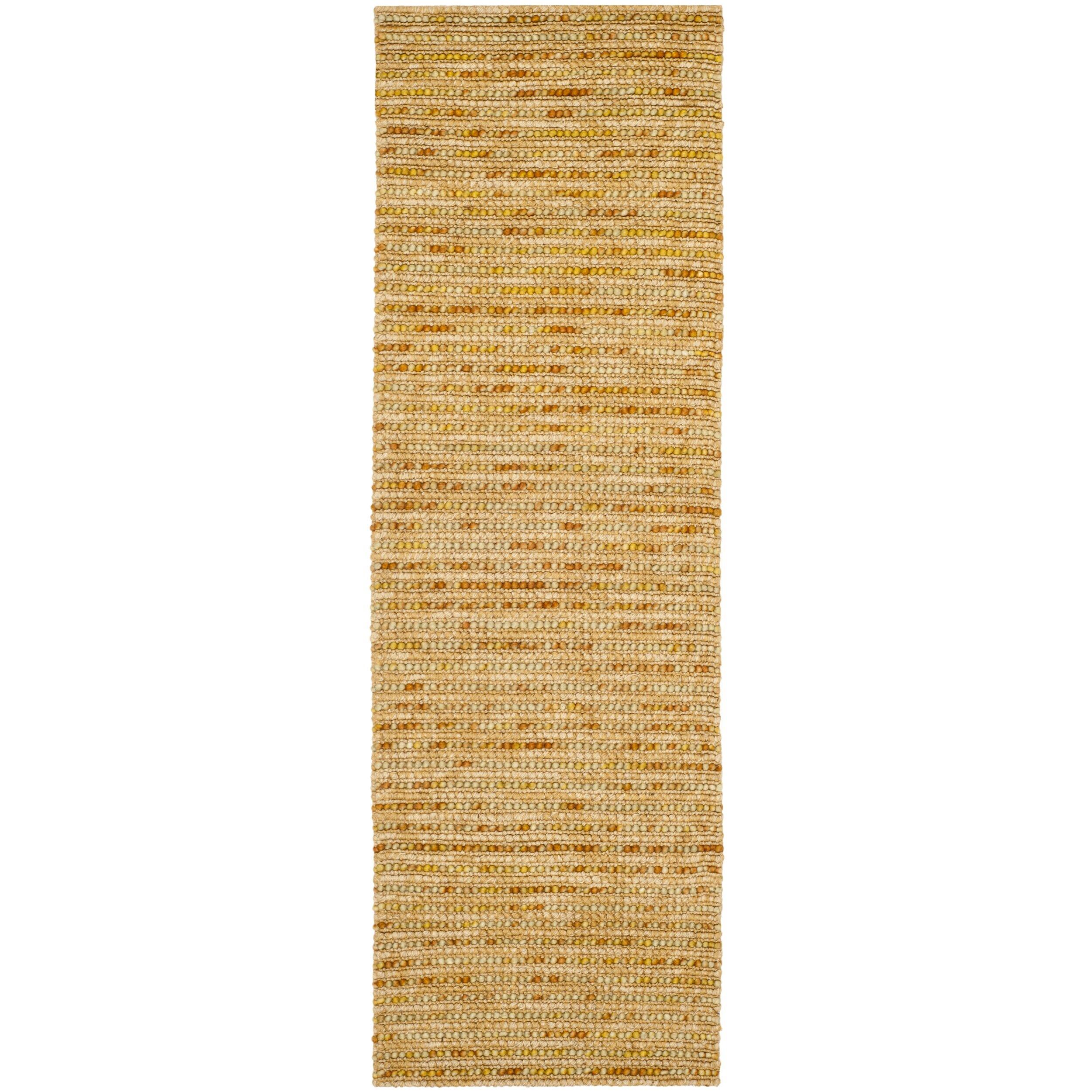 solid yellow rug