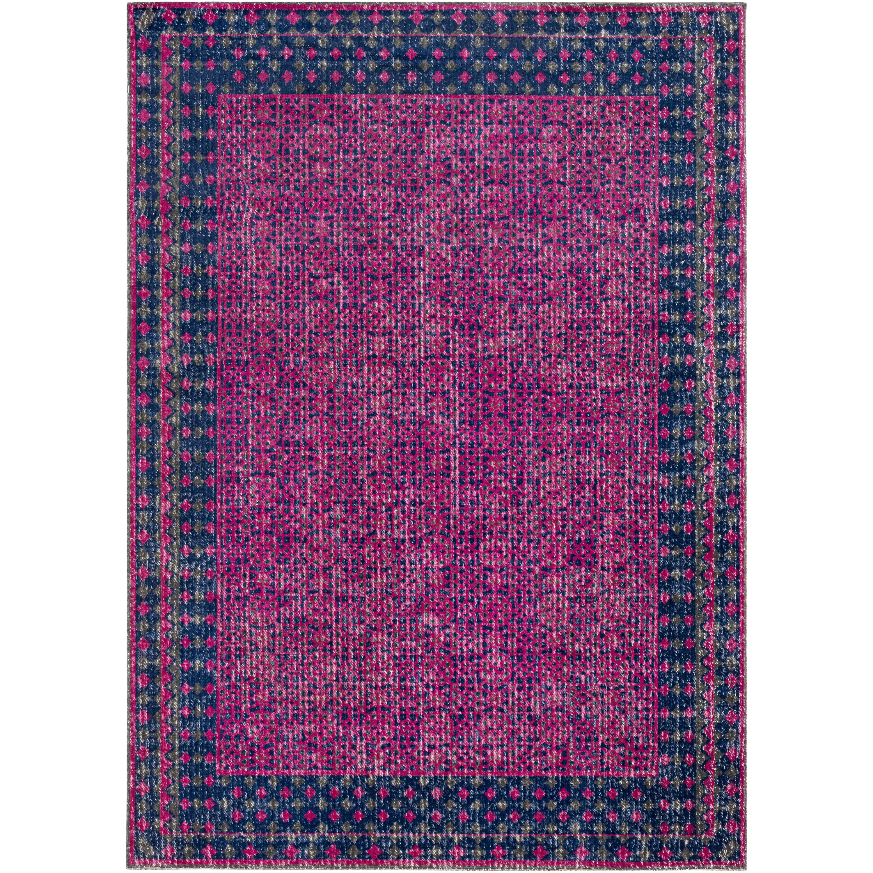 Pink And Blue Area Rug Roselawnlutheran