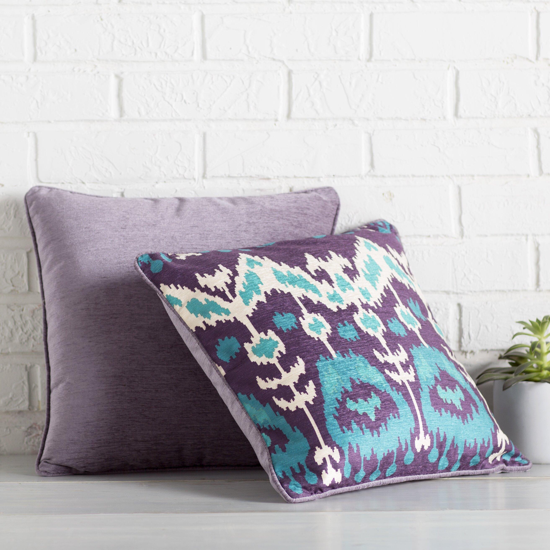 Bungalow Rose Freya Throw Pillow Amp Reviews Wayfair