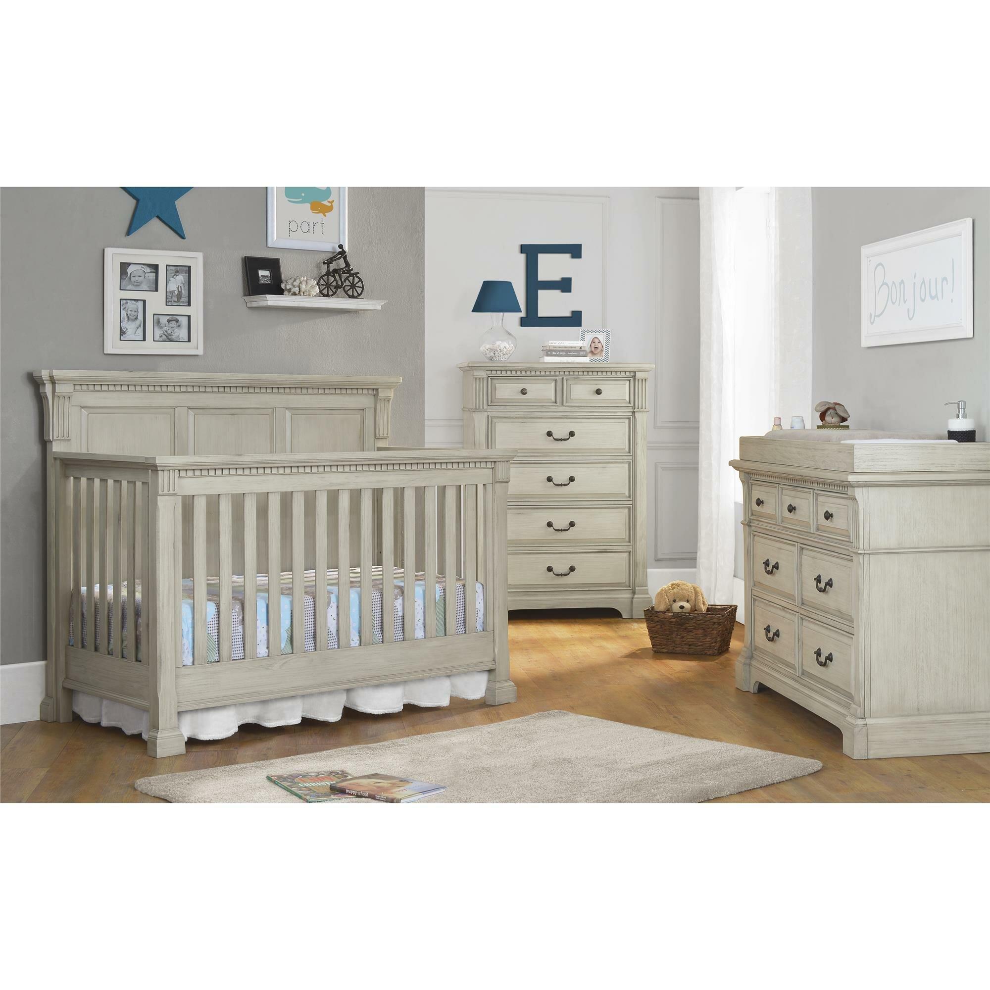 Baby cribs richmond va - Viv Rae Trade Ririe 4 In 1 Convertible Crib