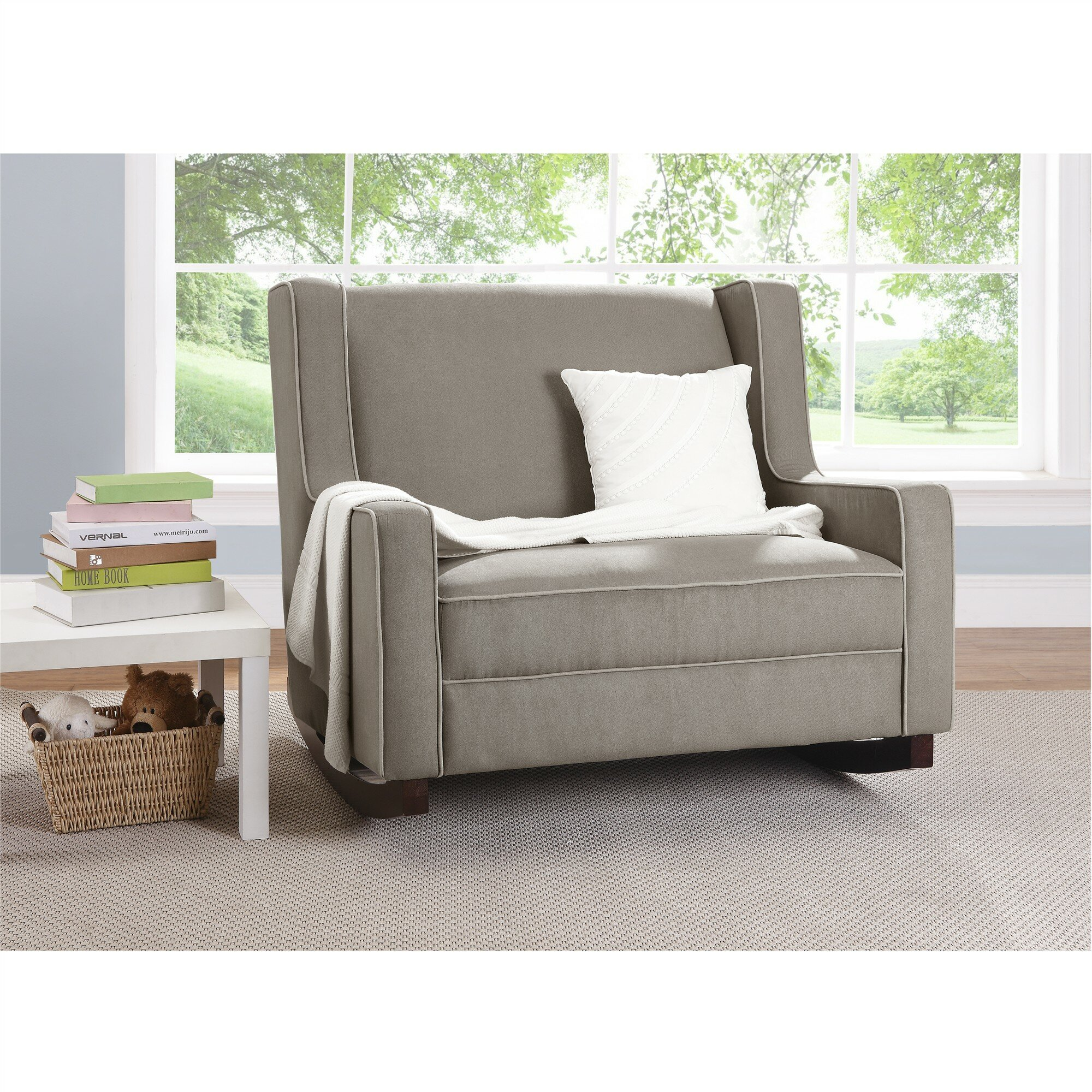 Gliders Ottomans Youll Love – Chair Nursery
