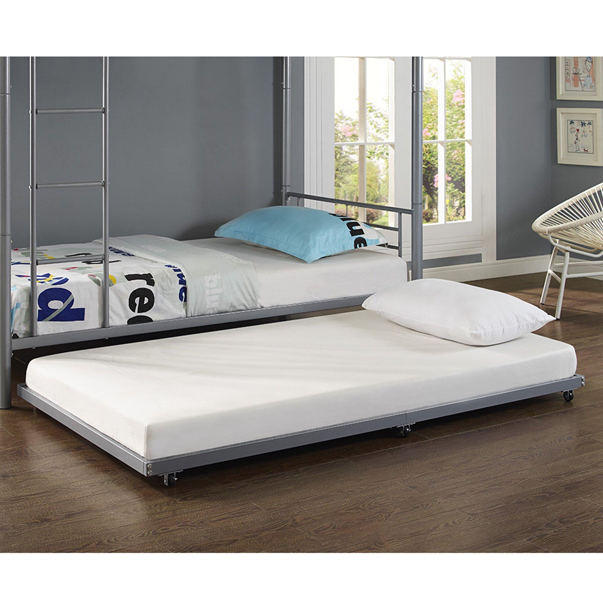 malia twin trundle bed
