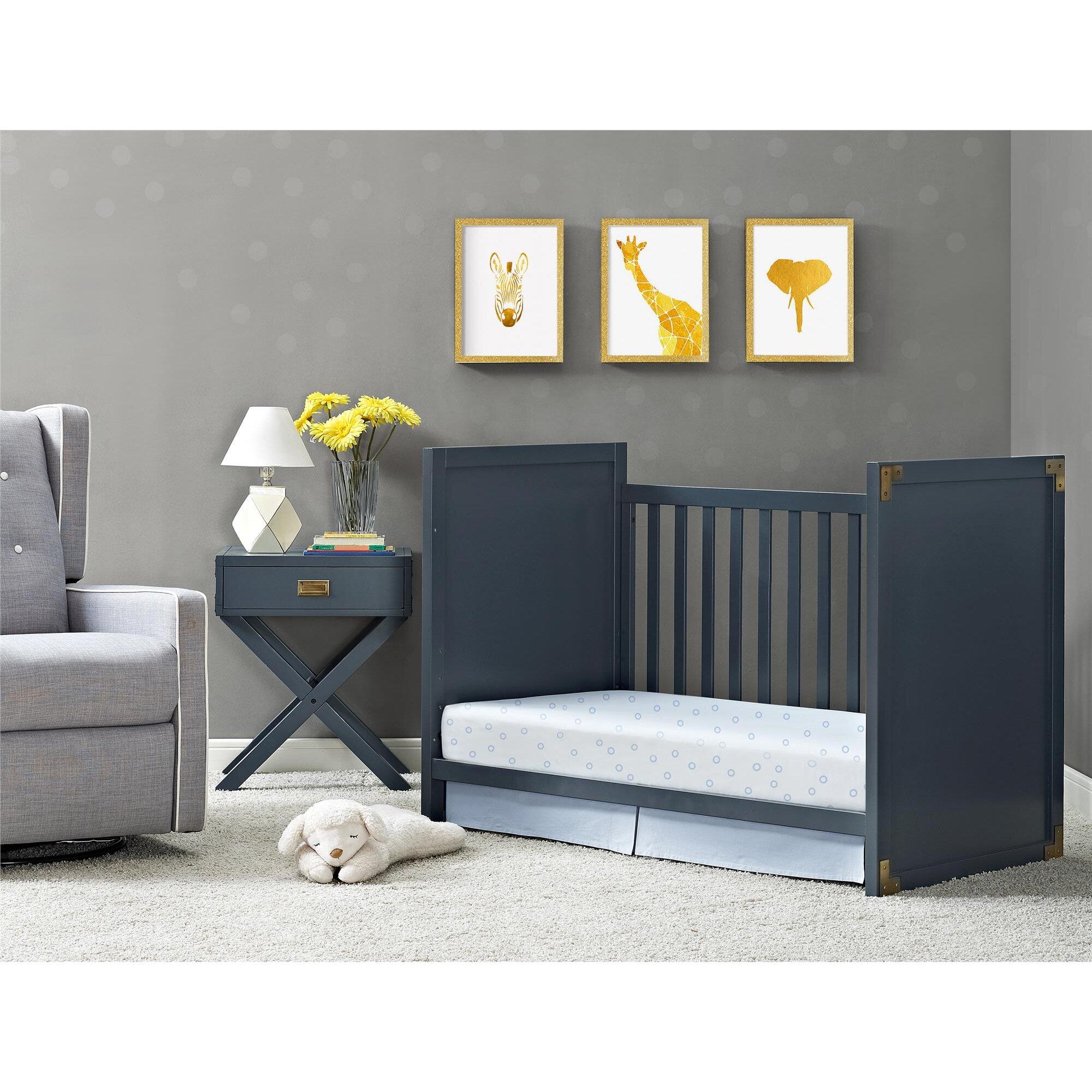 Emma iron crib for sale - Bria 2 In 1 Convertible Crib