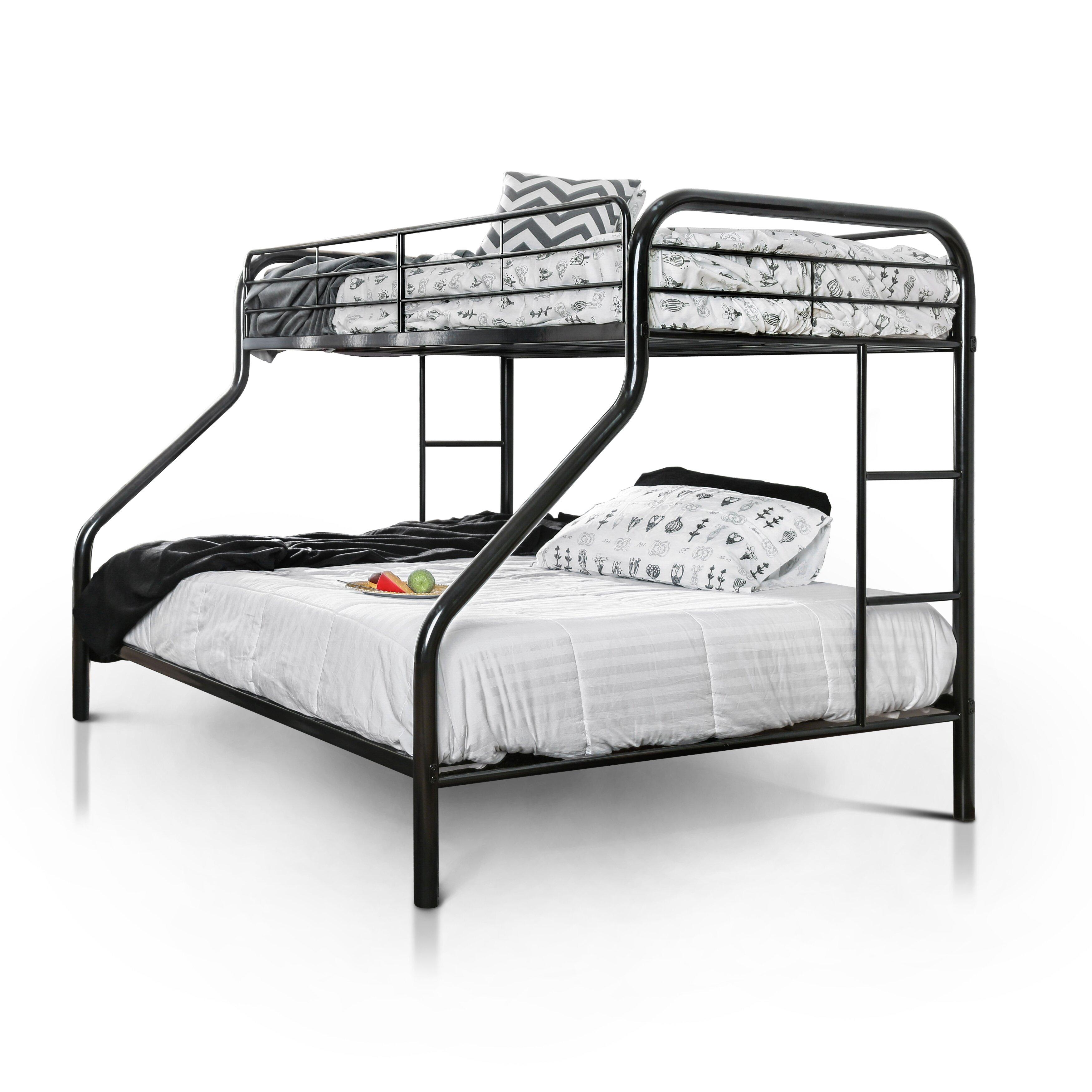 viv rae ofelia twin xl over queen bunk bed