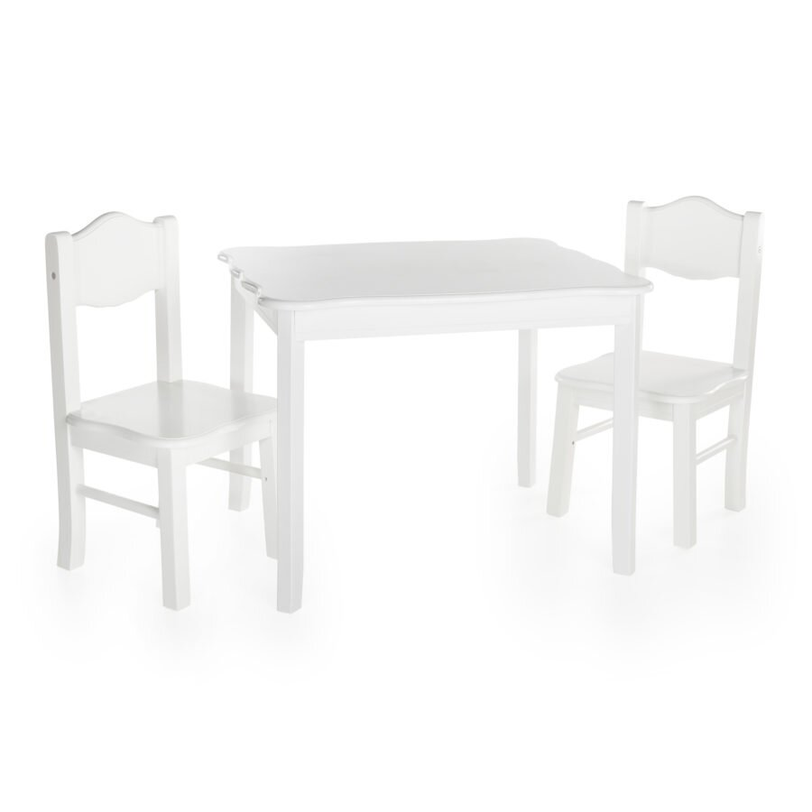 Table Set For Kids Viv Rae Matilda Kids 3 Piece Table And Chair Set Reviews