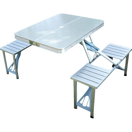 Outsunny picnic table reviews wayfair for 10 person picnic table