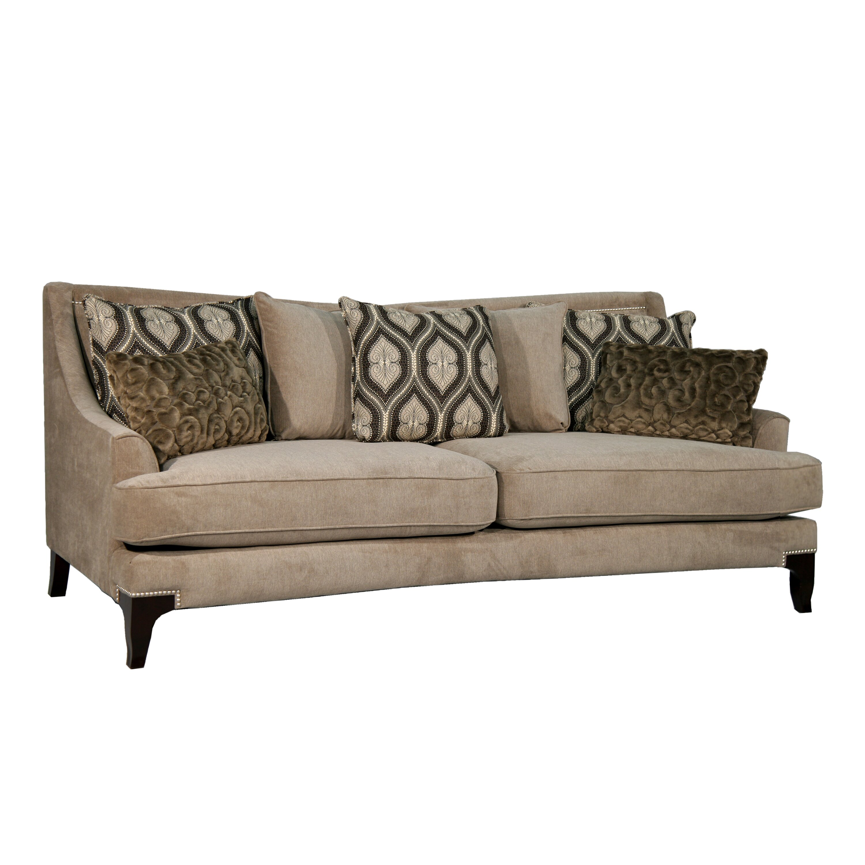Sage Avenue Uptown Sofa Reviews Wayfair .