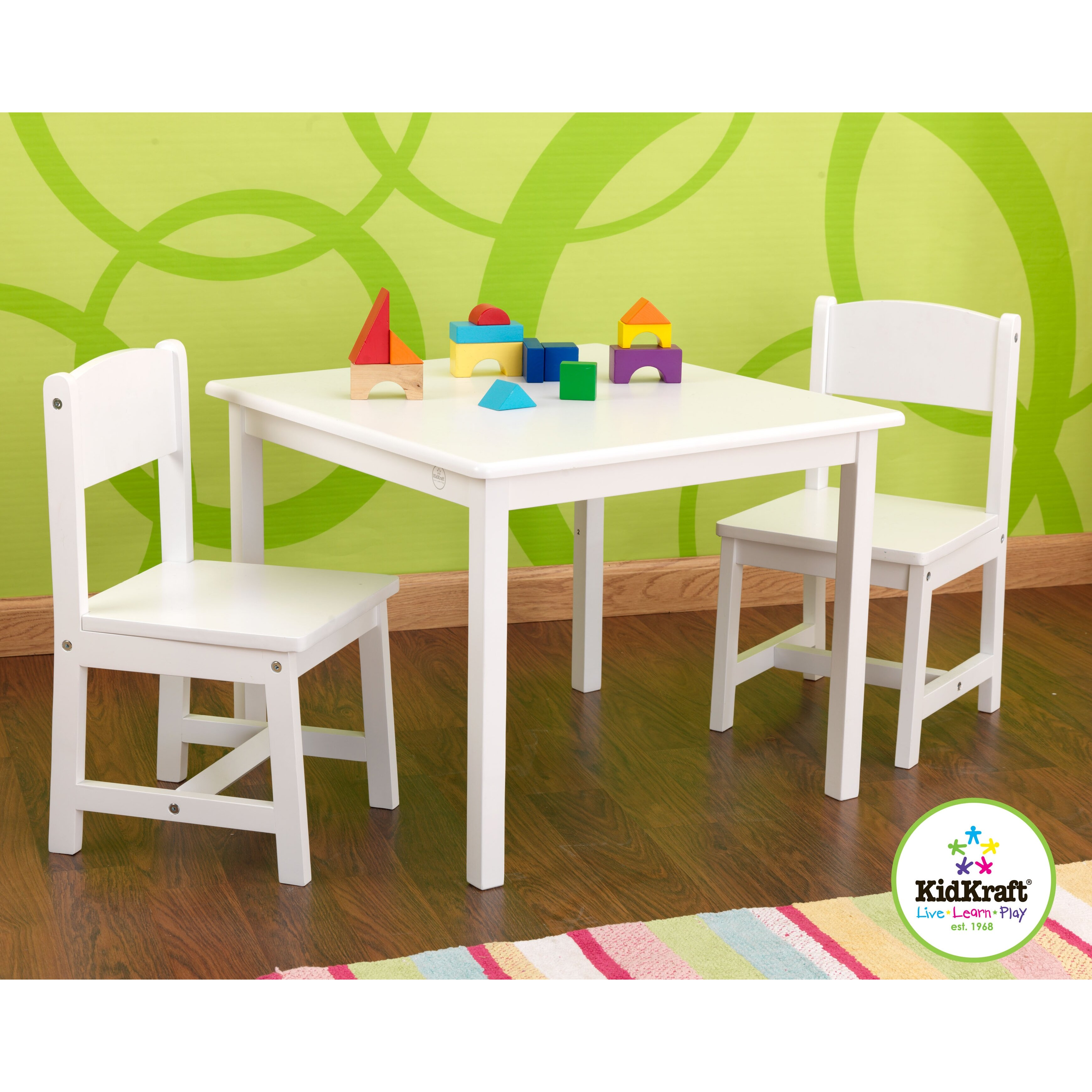KidKraft Aspen Kids 3 Piece Table and Chair Set Reviews – Aspen Chair