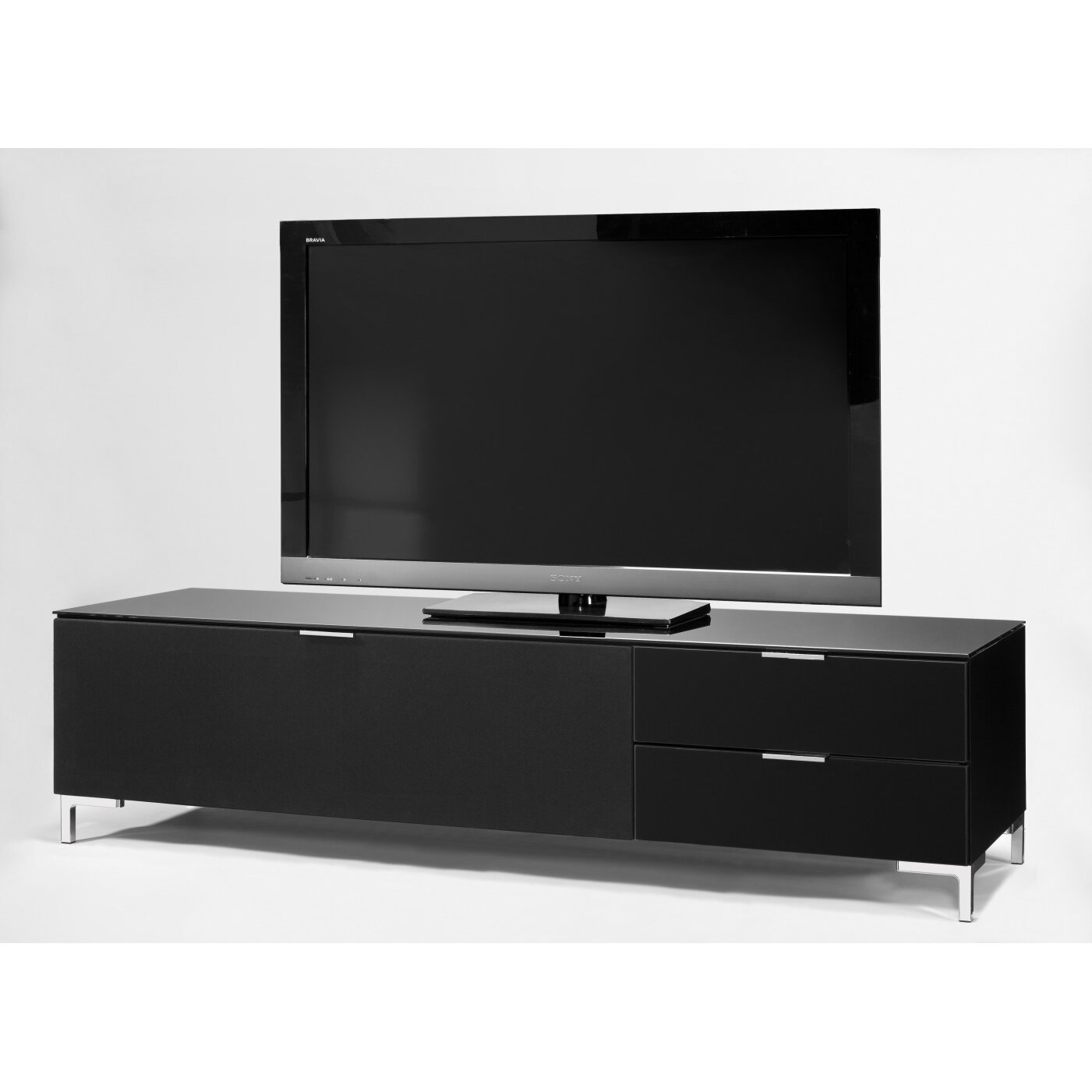 cs schmal tv lowboard cleo. Black Bedroom Furniture Sets. Home Design Ideas