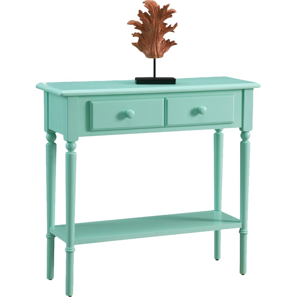 Leick Coastal Notions Console Table & Reviews | Wayfair.ca
