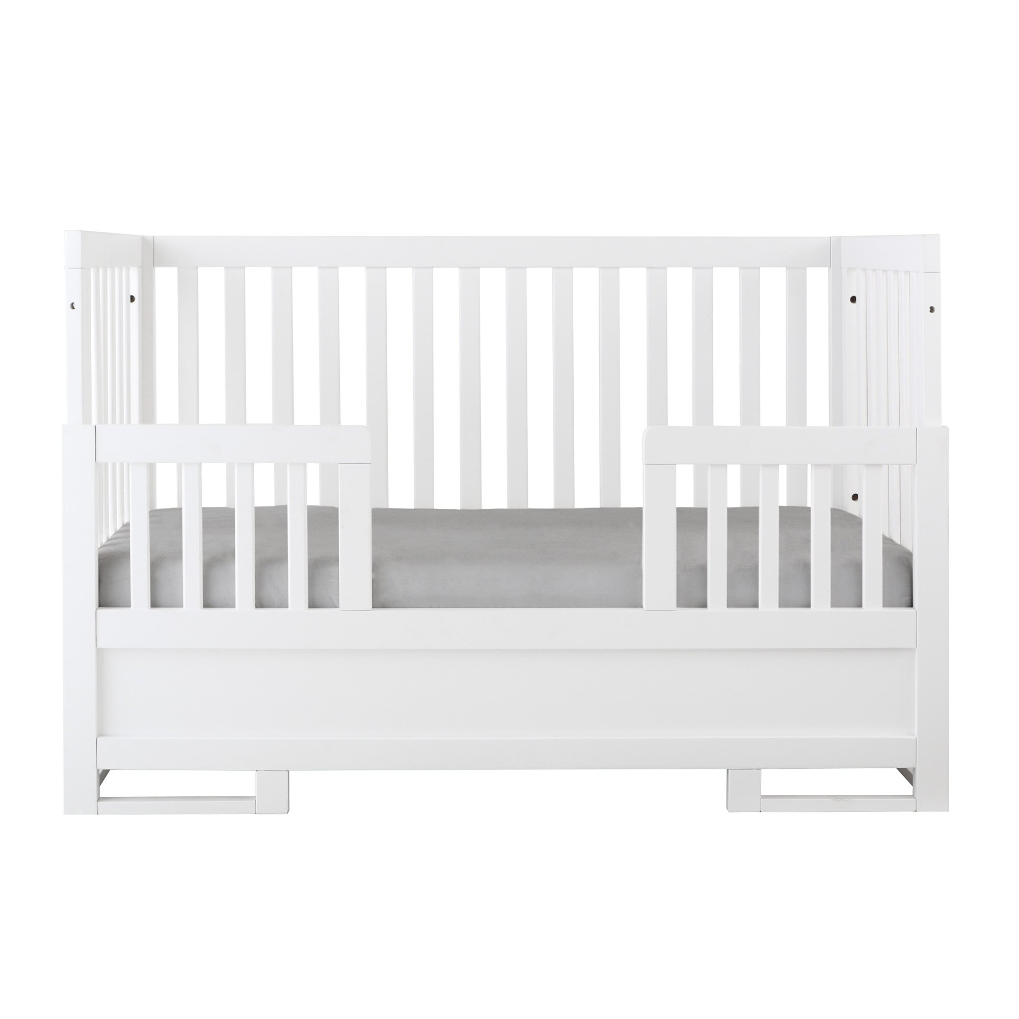 Baby cribs for daycare centers - Karla Dubois Baby Copenhagen 2 In 1 Convertible Crib