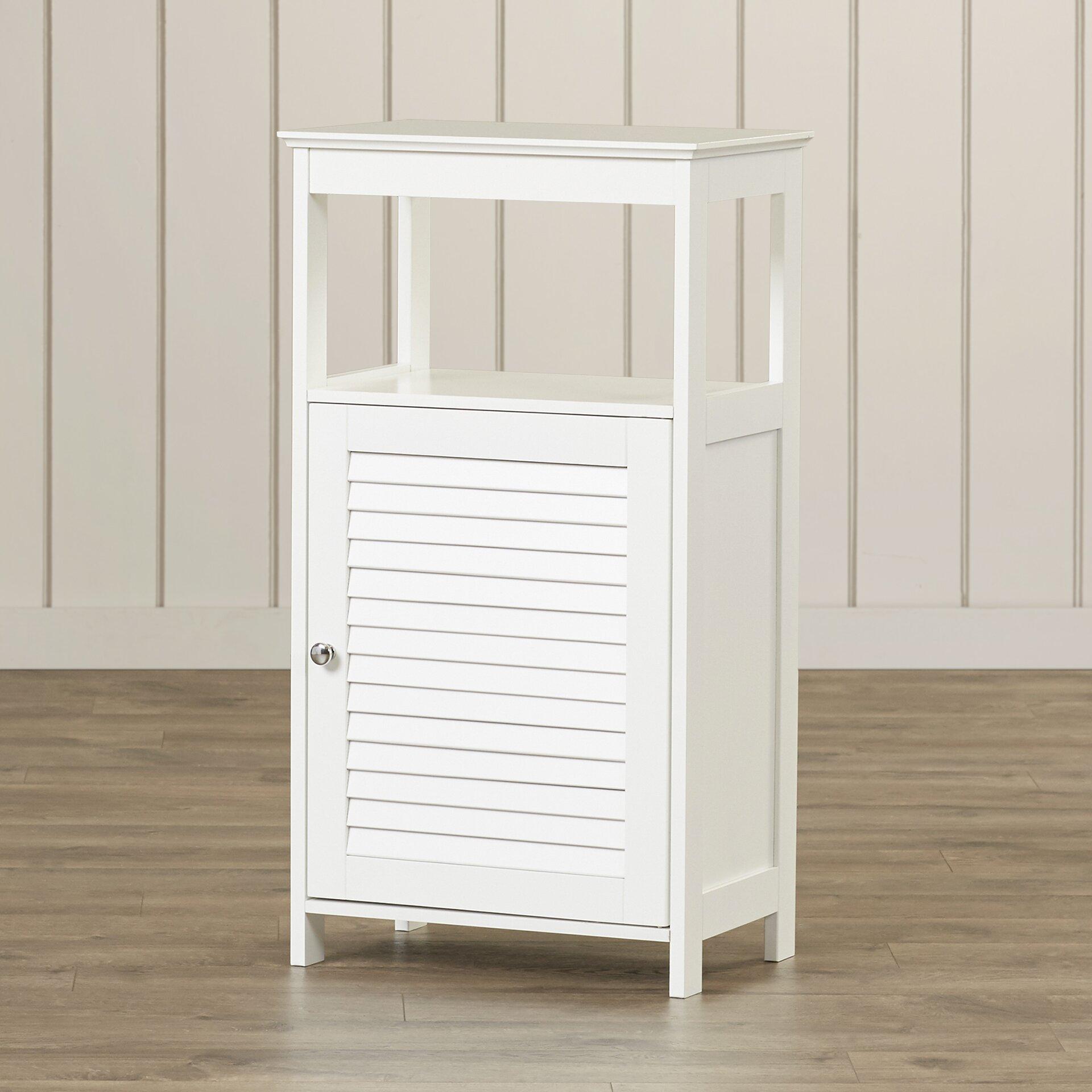 """Wayfair Free Standing Kitchen Cabinets: Breakwater Bay Bellefonte 17.7"""" W X 32.68"""" H Cabinet"""