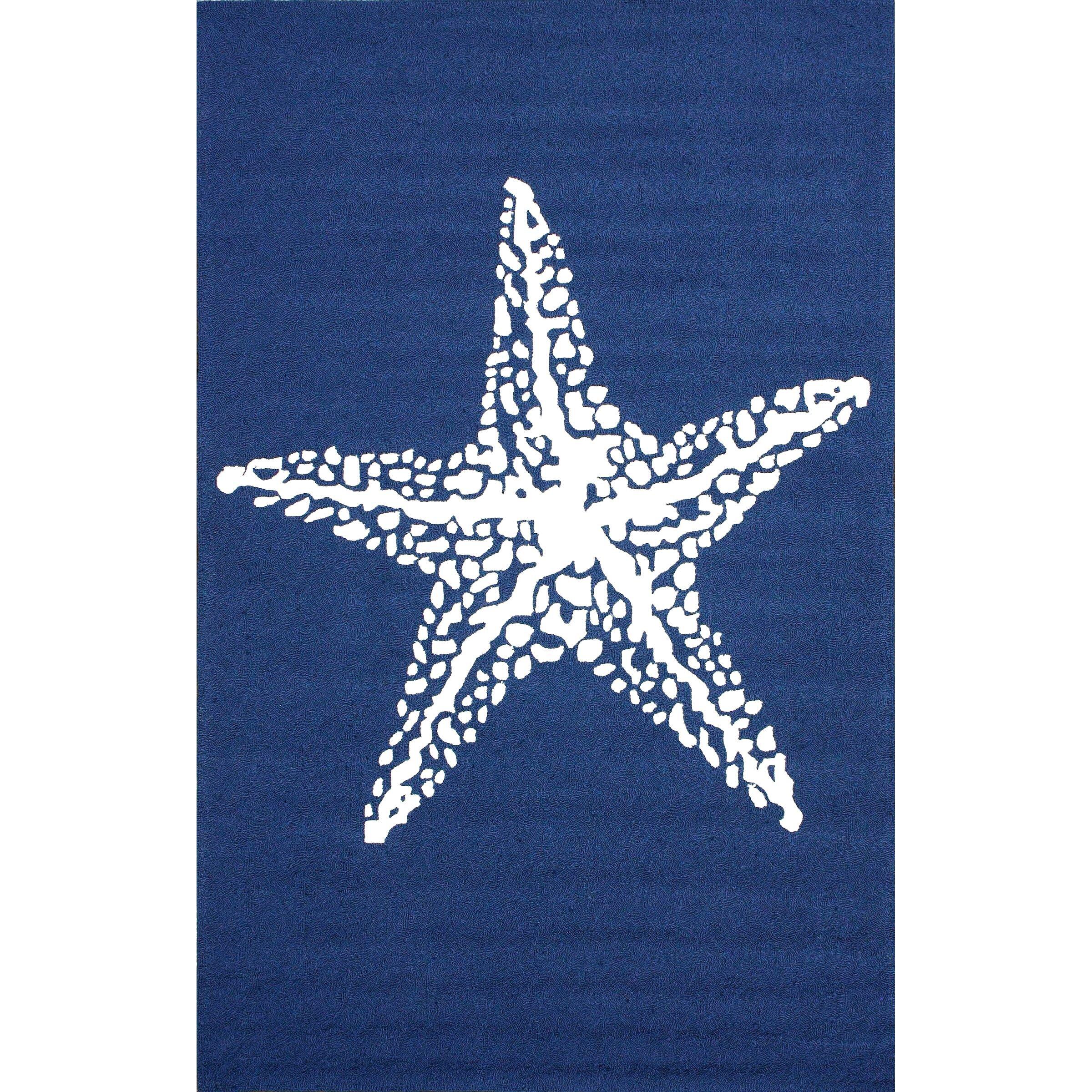 starfish area rug   roselawnlutheran