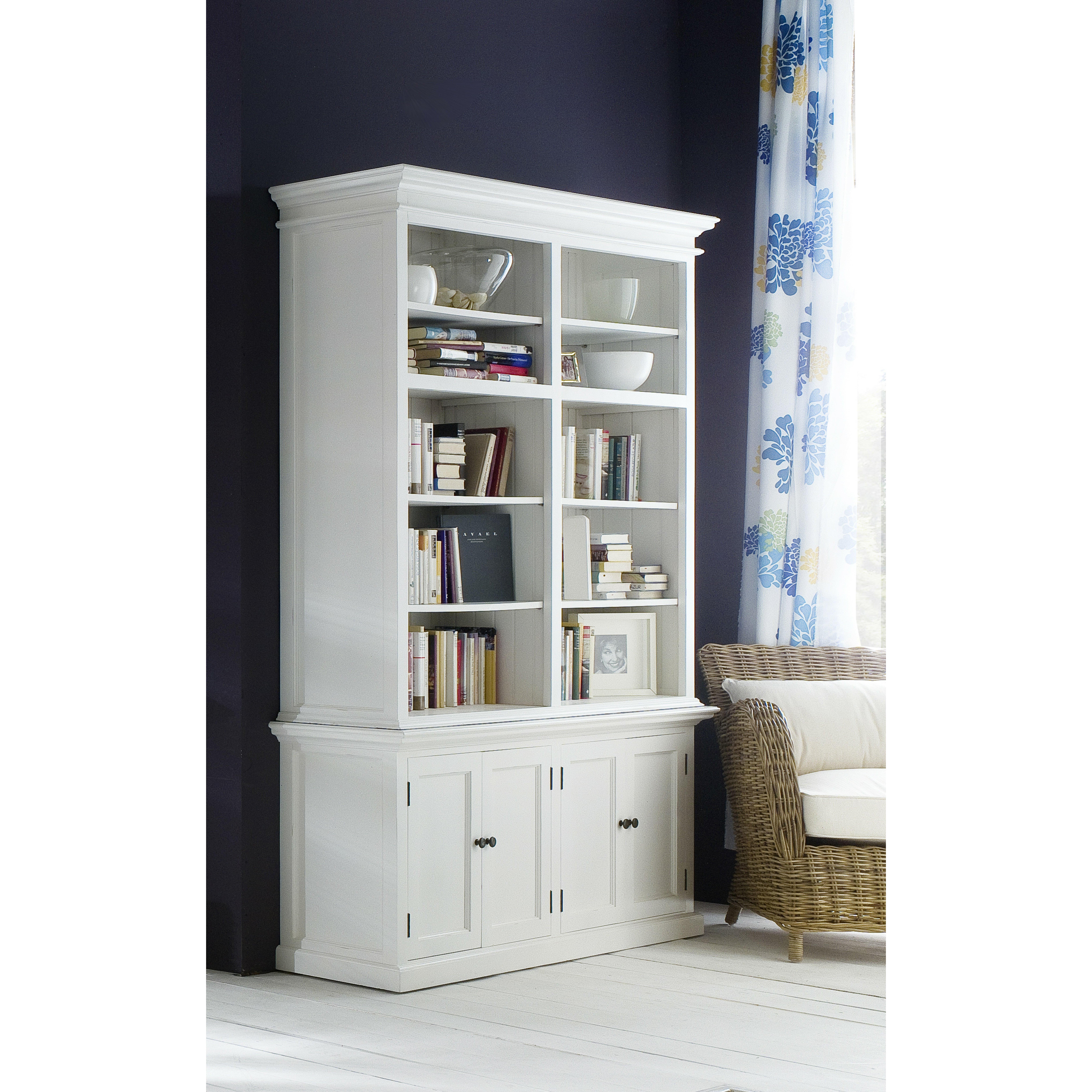 burlington 87 bookcase reviews joss main. Black Bedroom Furniture Sets. Home Design Ideas
