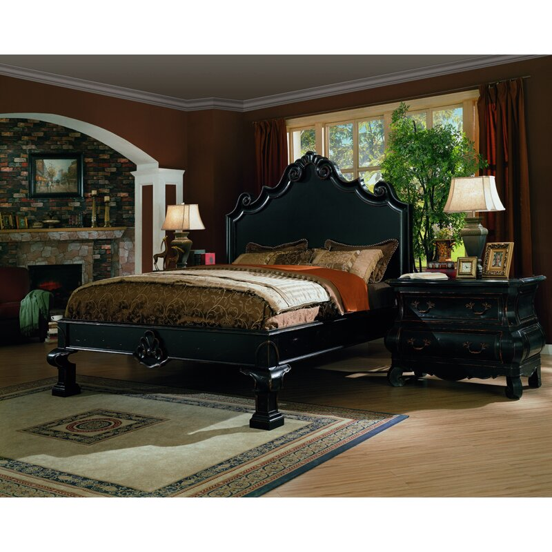 Easternlegends Liege Eastern King Panel Customizable Bedroom Set Wayfair