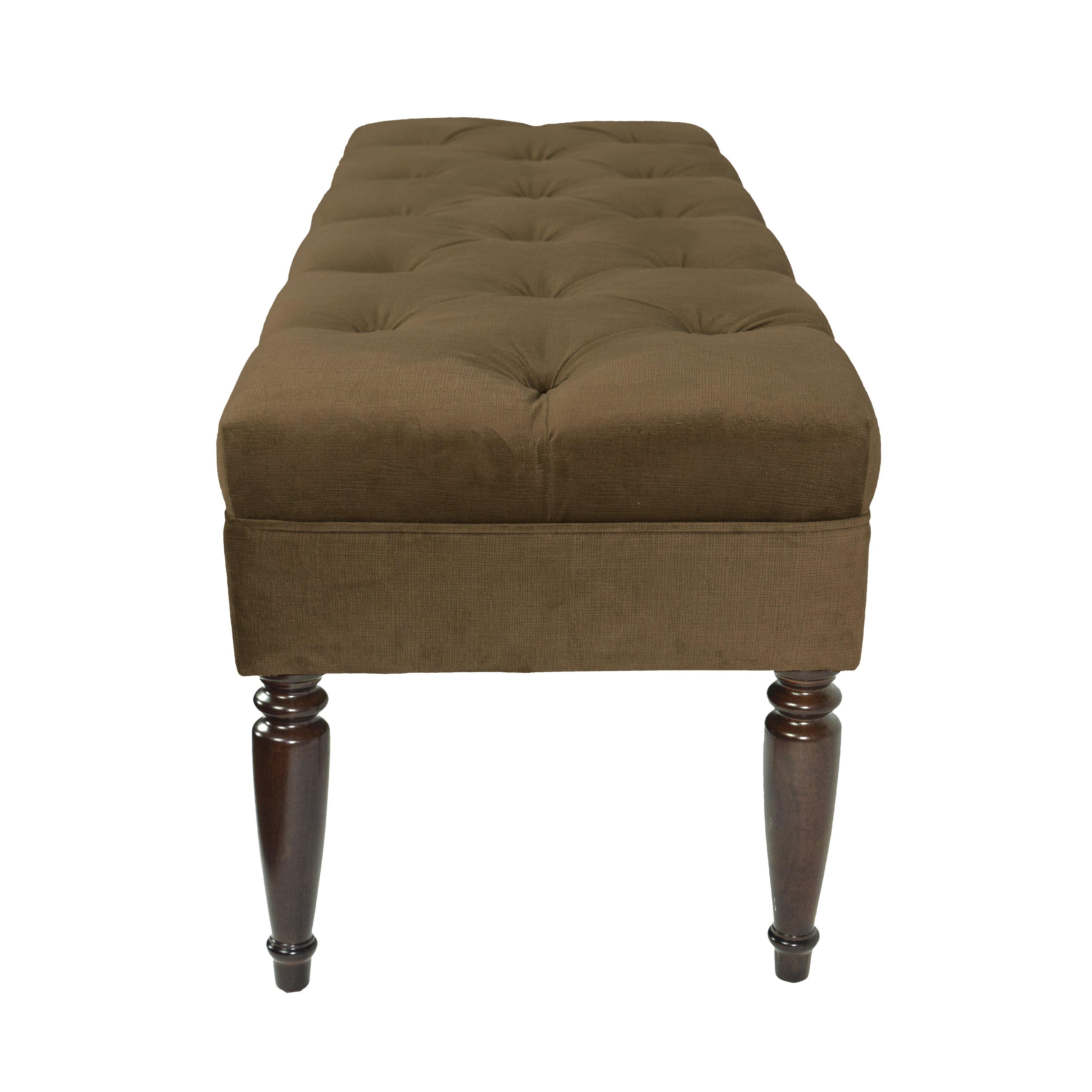 MJLFurniture Ennis Upholstered Bedroom Bench amp Reviews  : MJL Furniture Ennis Upholstered Bedroom Bench from www.wayfair.ca size 3500 x 3500 jpeg 978kB