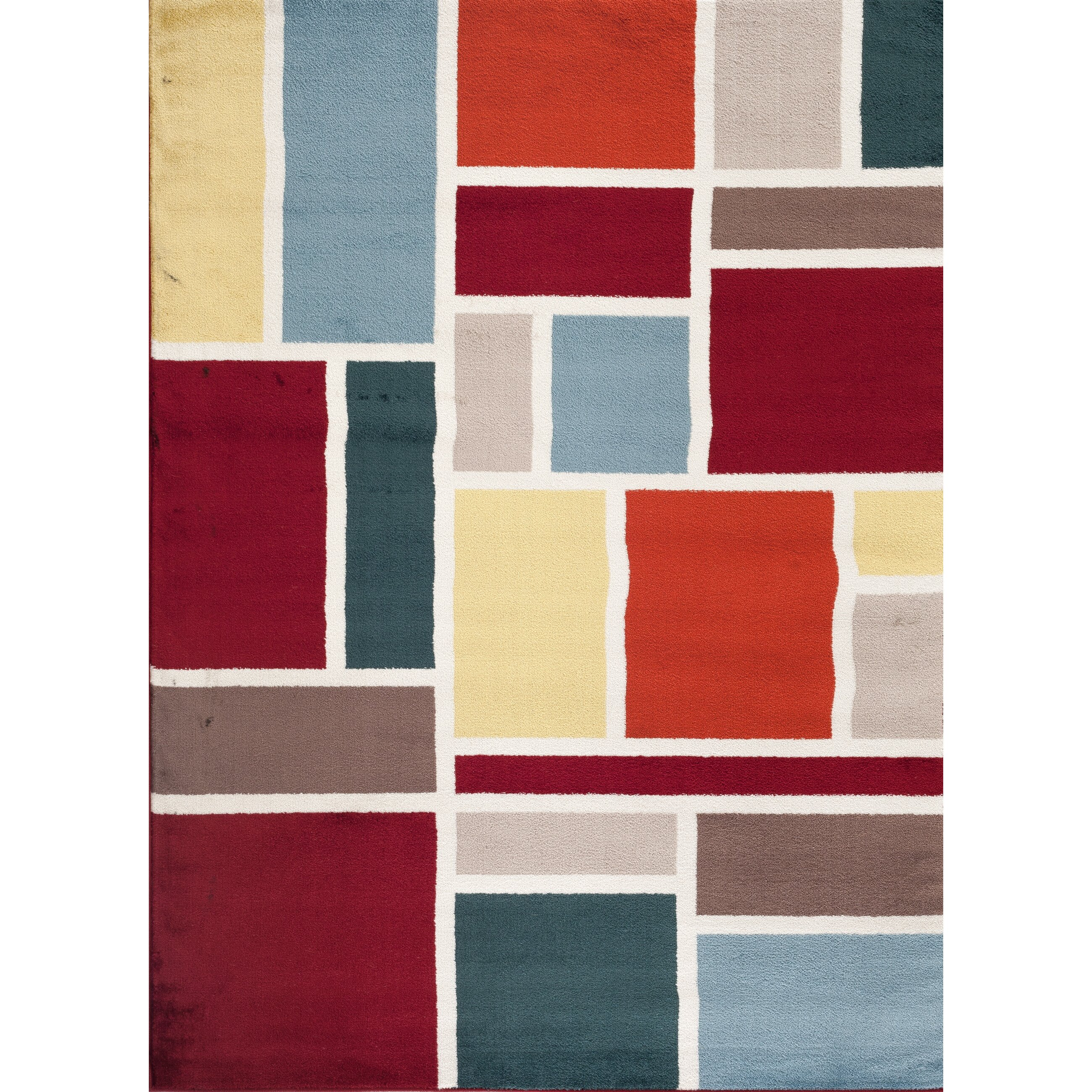 World Rug Gallery Toscana Multi Area Rug