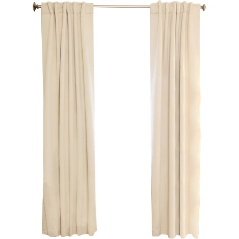 Curtains Ideas blackout curtain reviews : Blackout Curtain Rod Pocket Blackout Thermal Curtain Panels ...