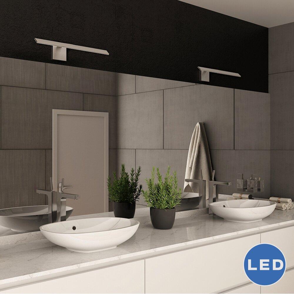led bathroom lighting review