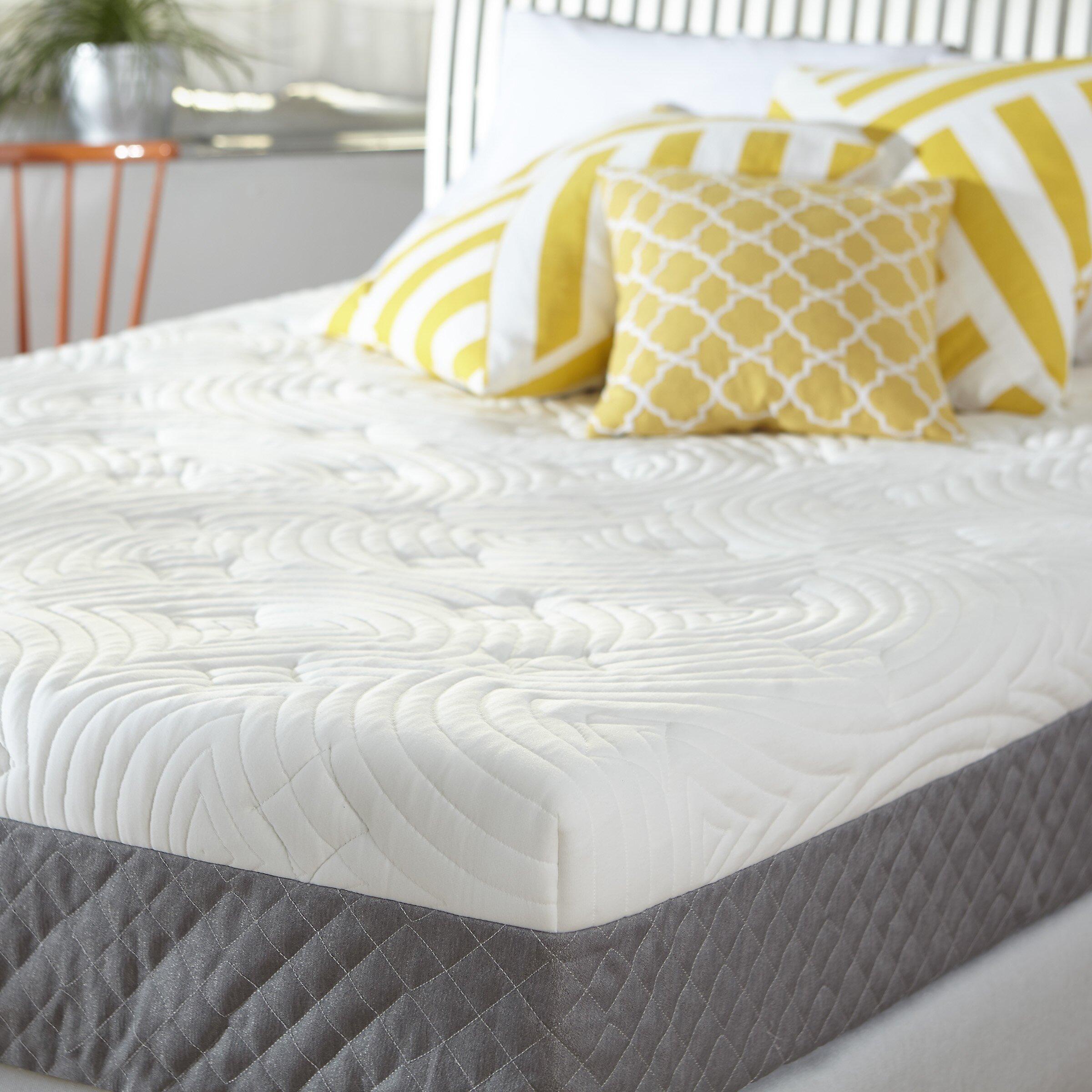"Sleep Innovations Shea 10"" Memory Foam Mattress"