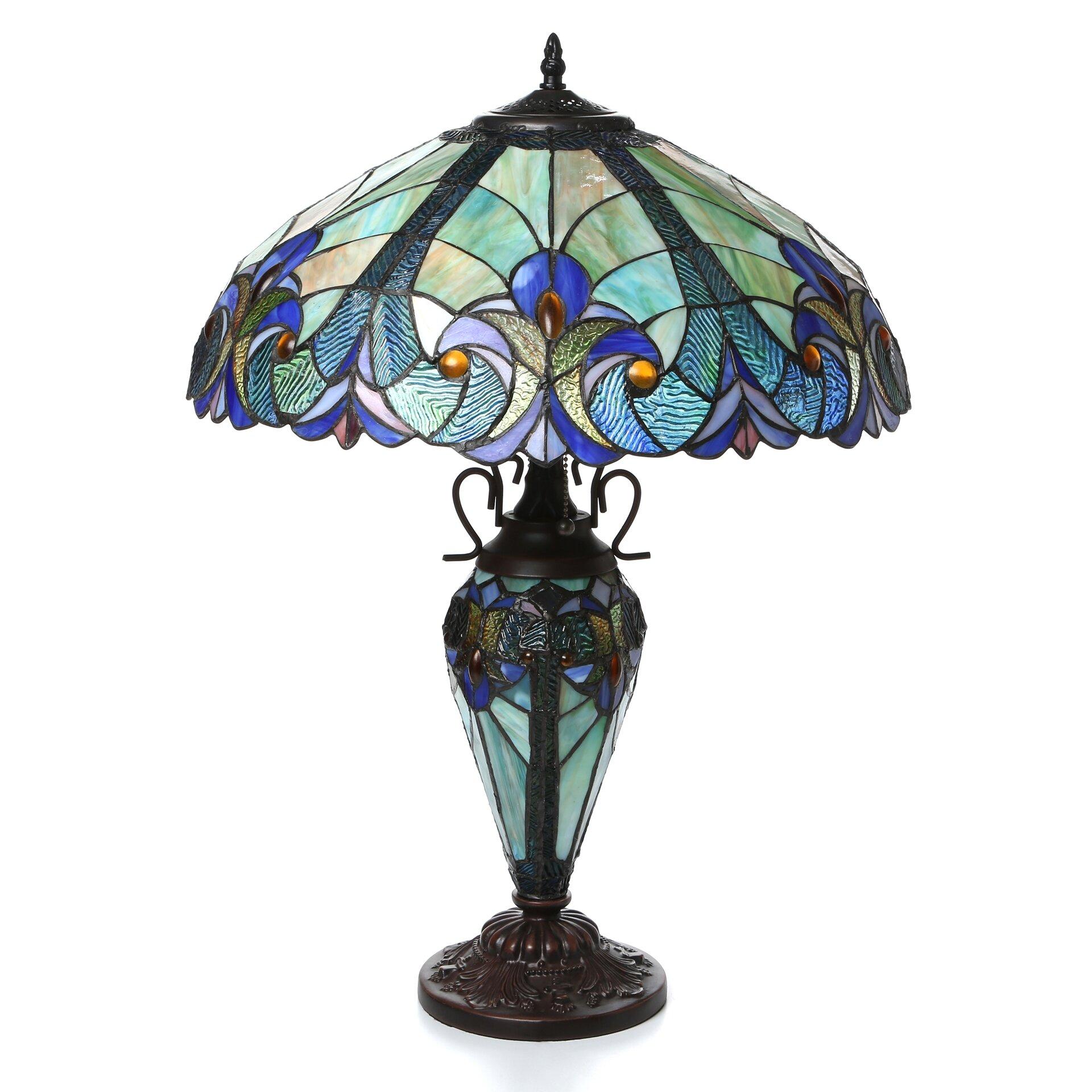 Black Table Lamps Rosalind Wheeler SKU RSWH2005