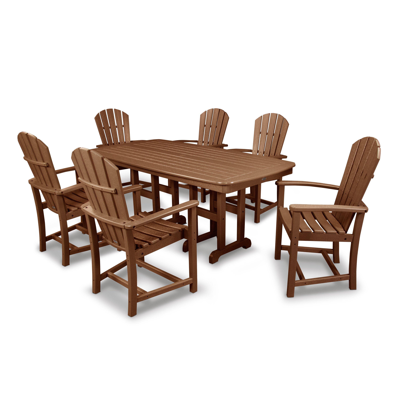 Great ... Bay Isle Home Polywood Reg Palm Coast 7 Piece Dining Set ...
